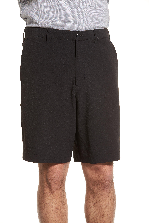 'Bainbridge' DryTec Shorts,                             Alternate thumbnail 3, color,                             001