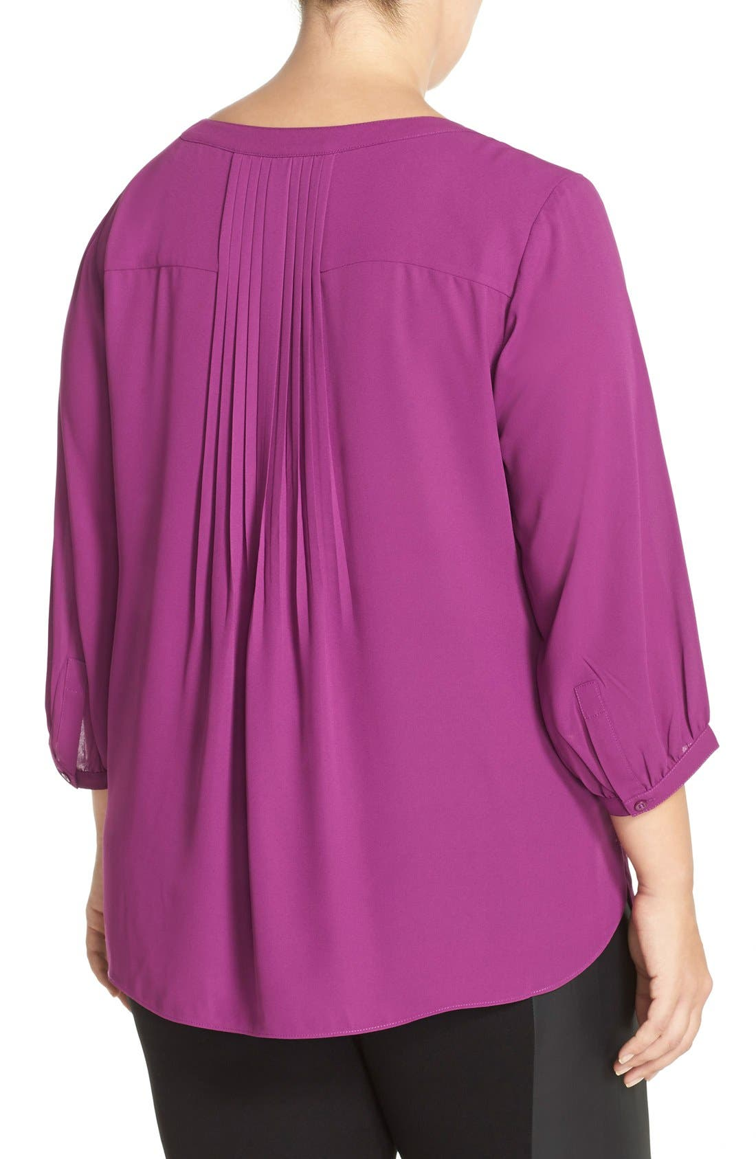 Henley Top,                             Alternate thumbnail 159, color,