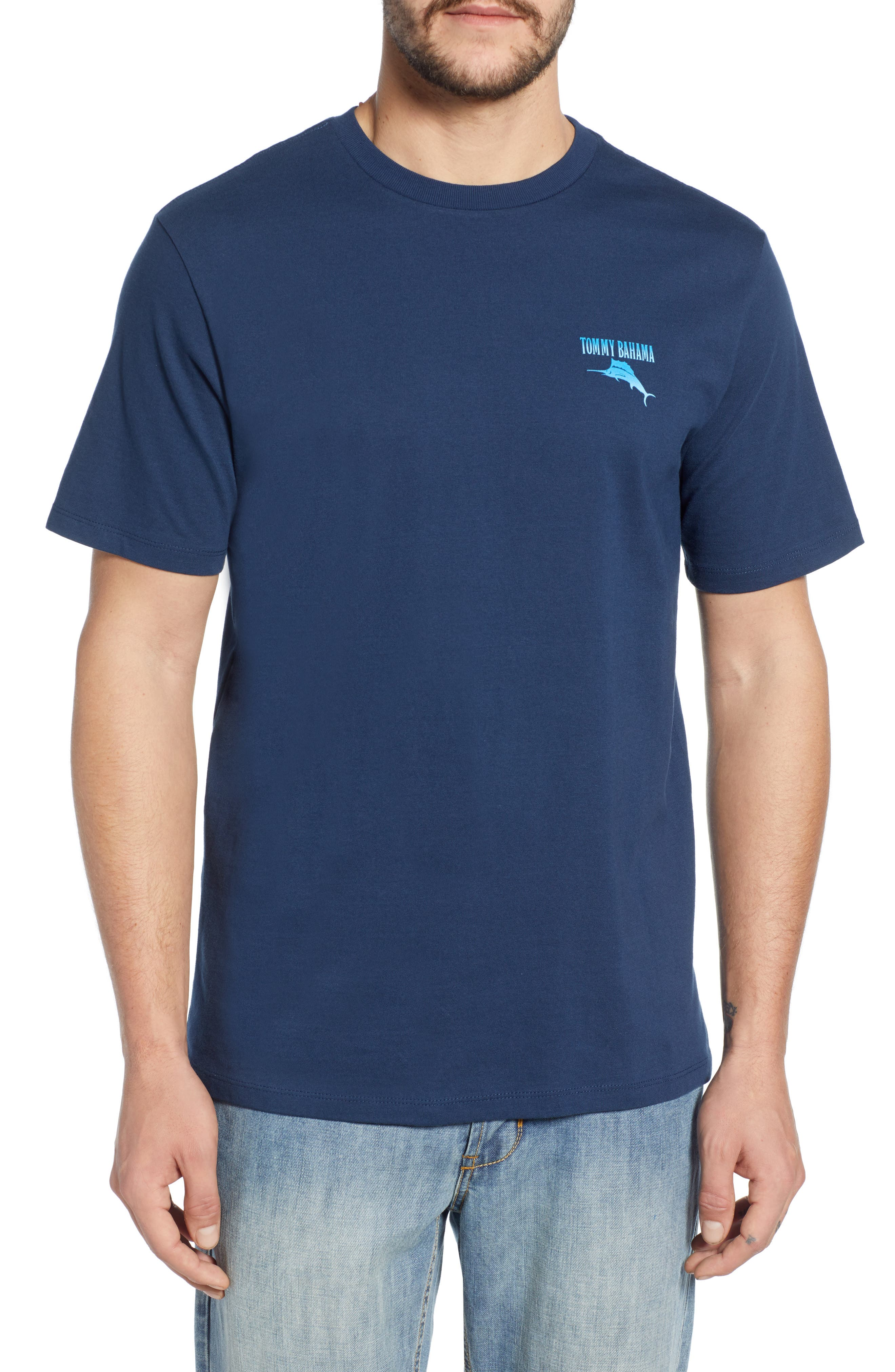 Raise Your Game Graphic T Shirt by Tommy Bahama