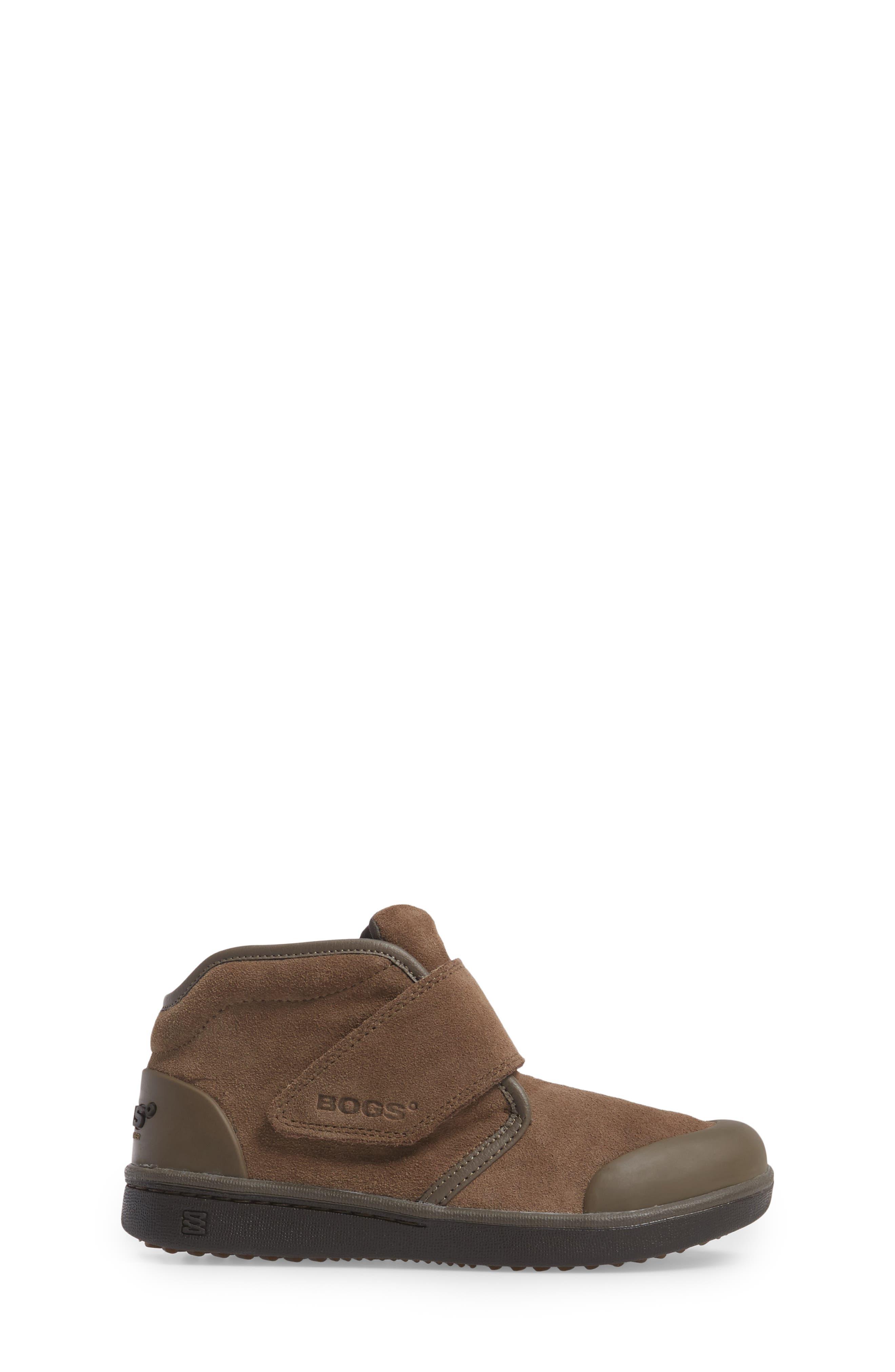 'Sammy' Waterproof Sneaker,                             Alternate thumbnail 3, color,                             TAN
