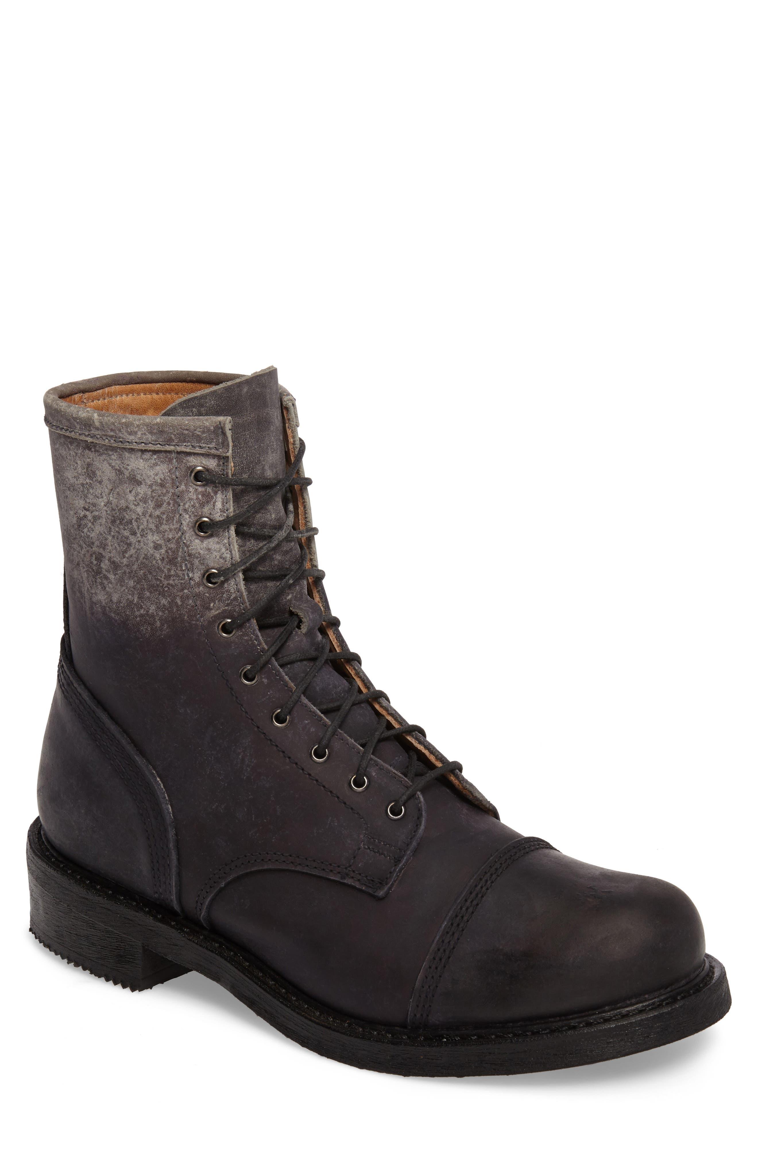 Smuggler's Notch Cap Toe Boot,                         Main,                         color, 020