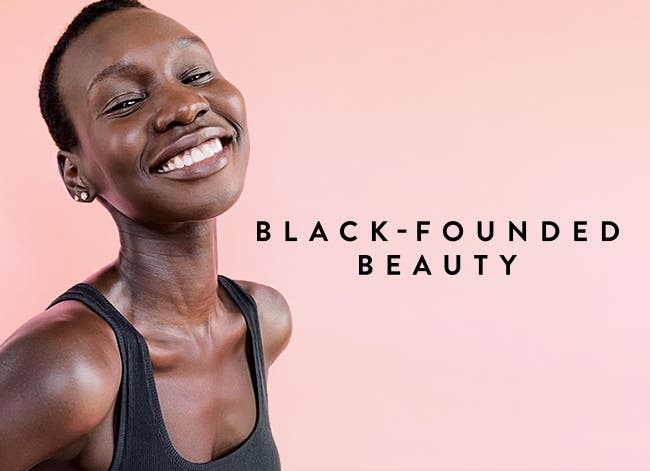 Back-Founded Beauty.