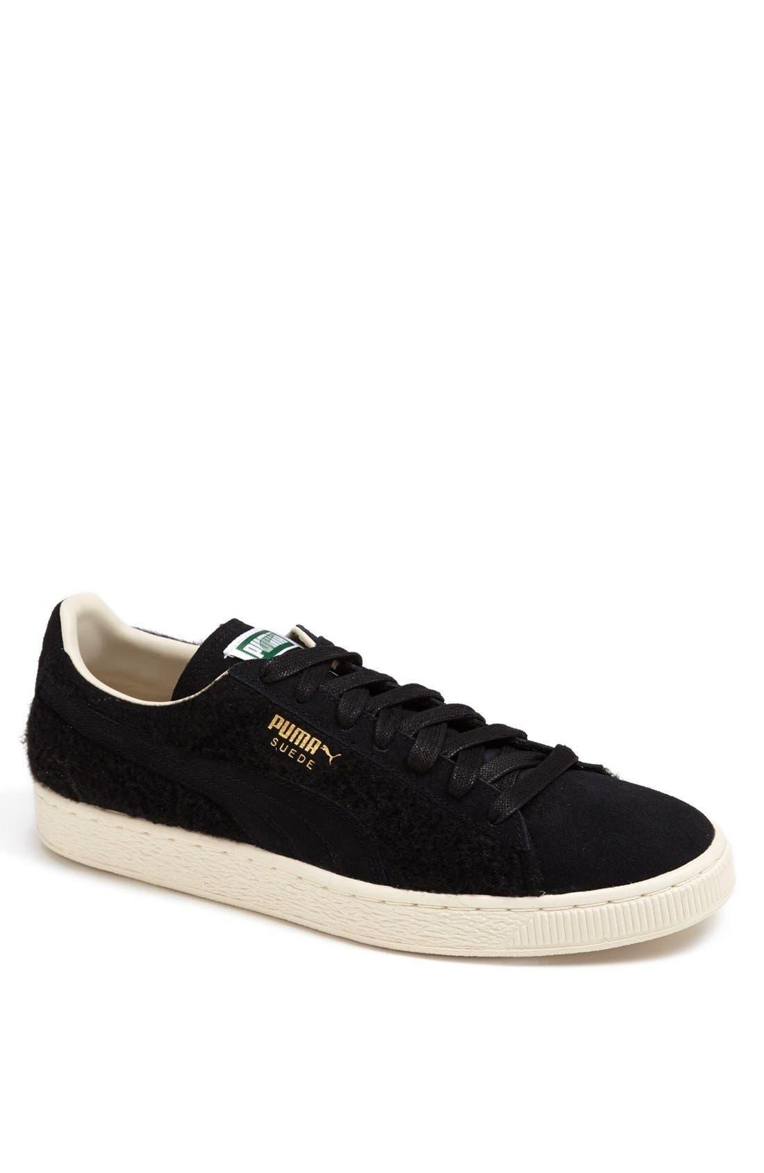 'Suede City' Sneaker,                             Main thumbnail 1, color,                             001