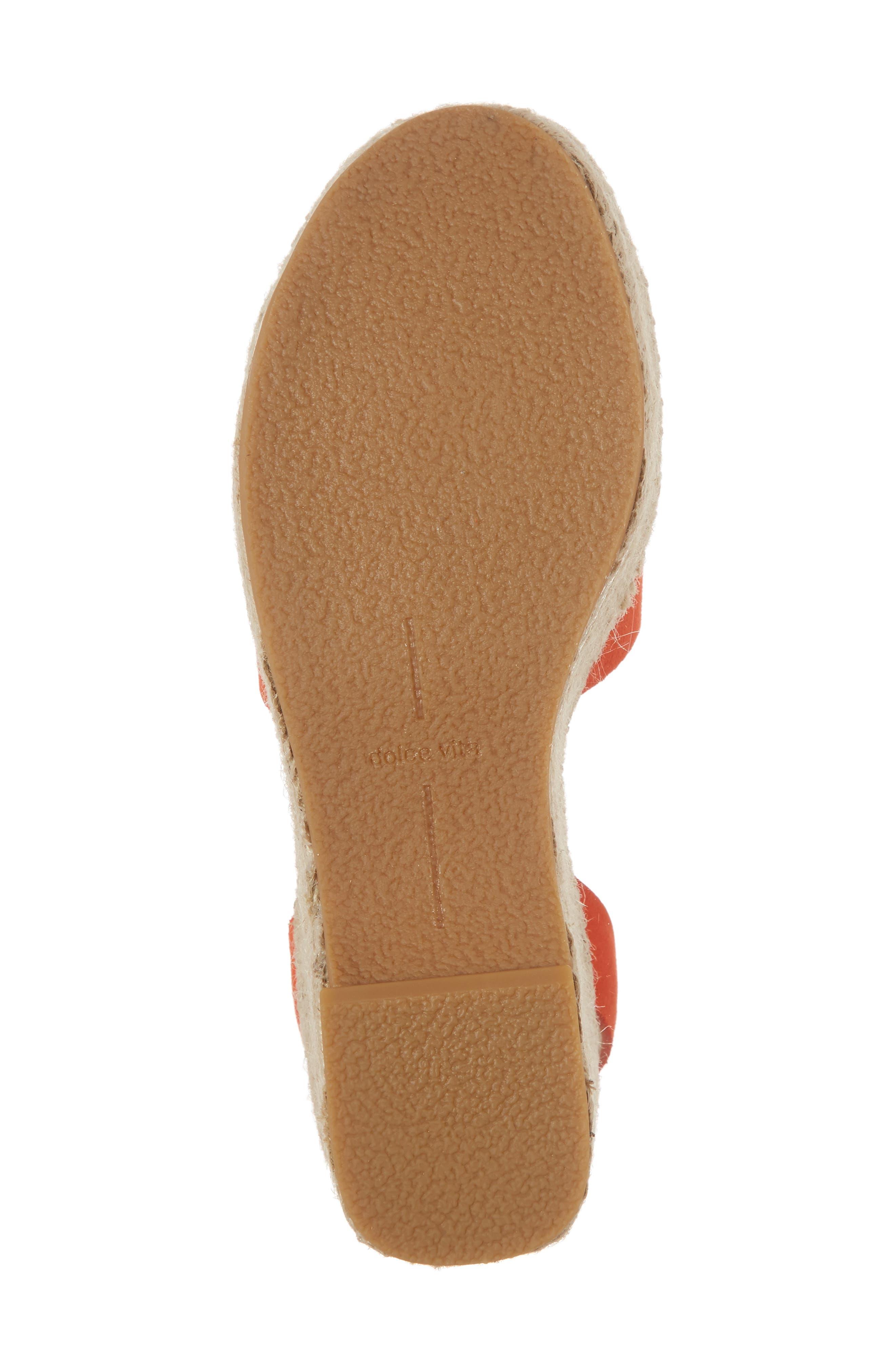 Lesly Espadrille Platform Sandal,                             Alternate thumbnail 41, color,
