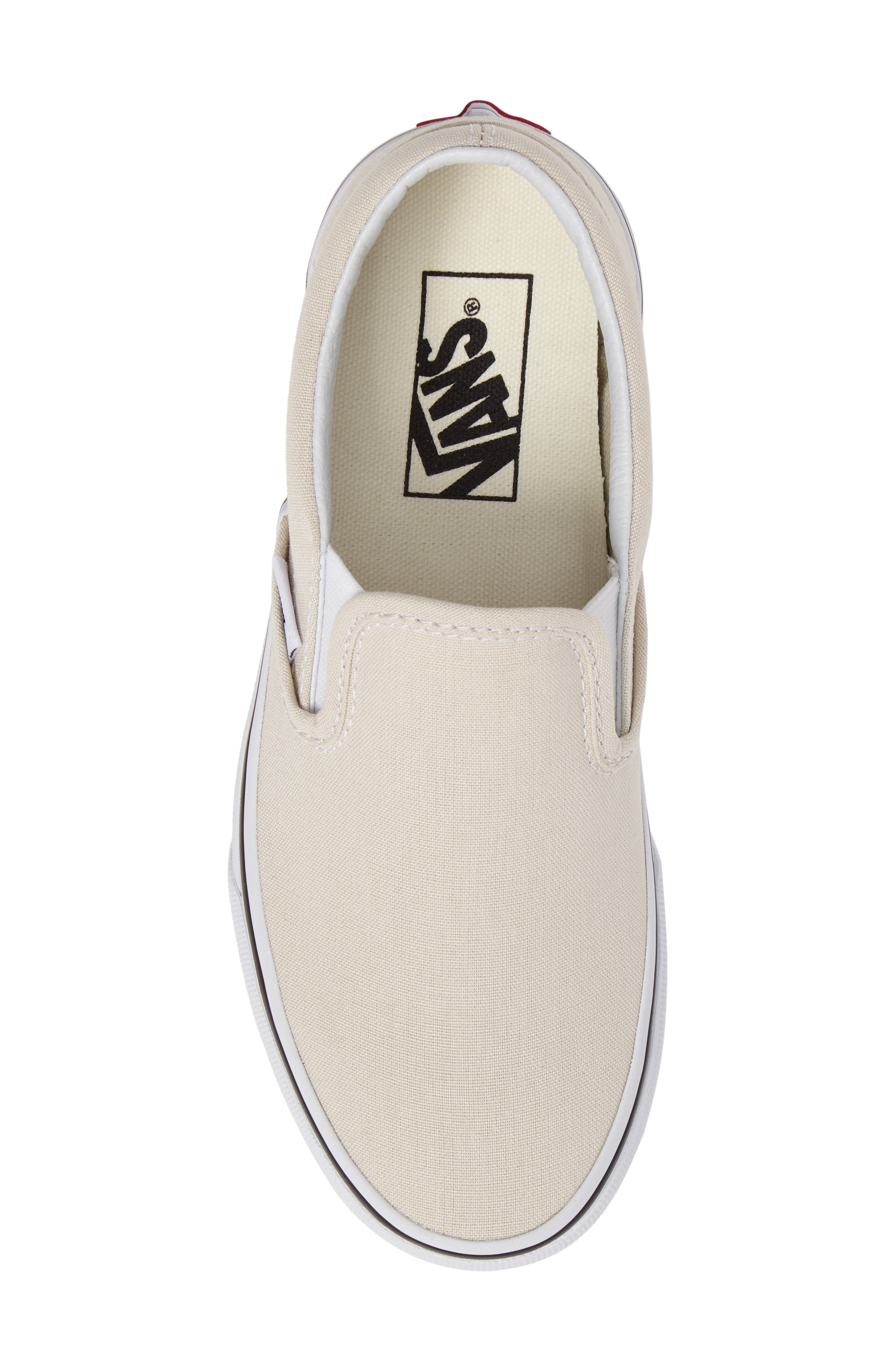 Classic Slip-On Sneaker,                             Alternate thumbnail 401, color,