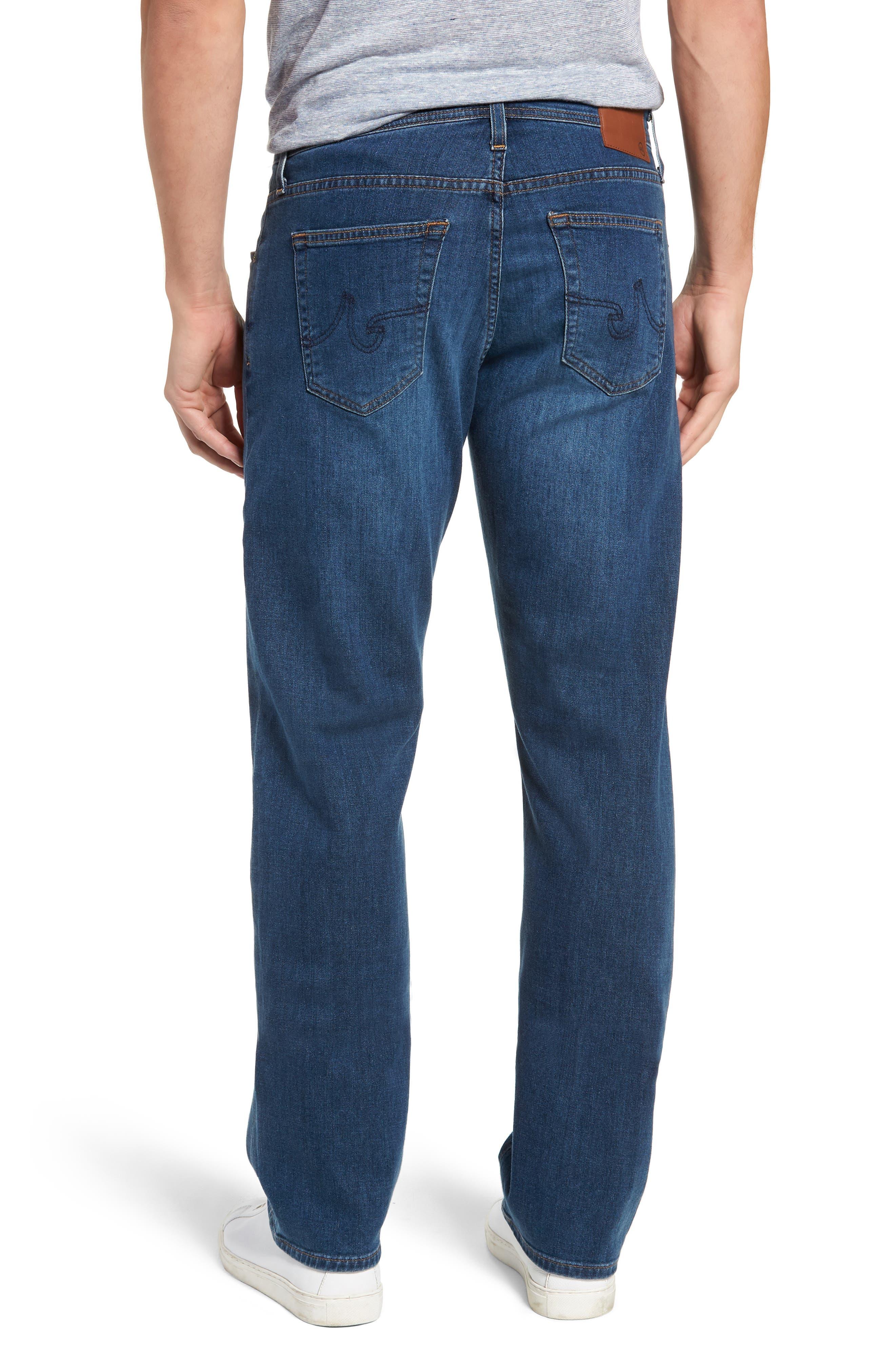 Ives Straight Leg Jeans,                             Alternate thumbnail 2, color,                             EDITION