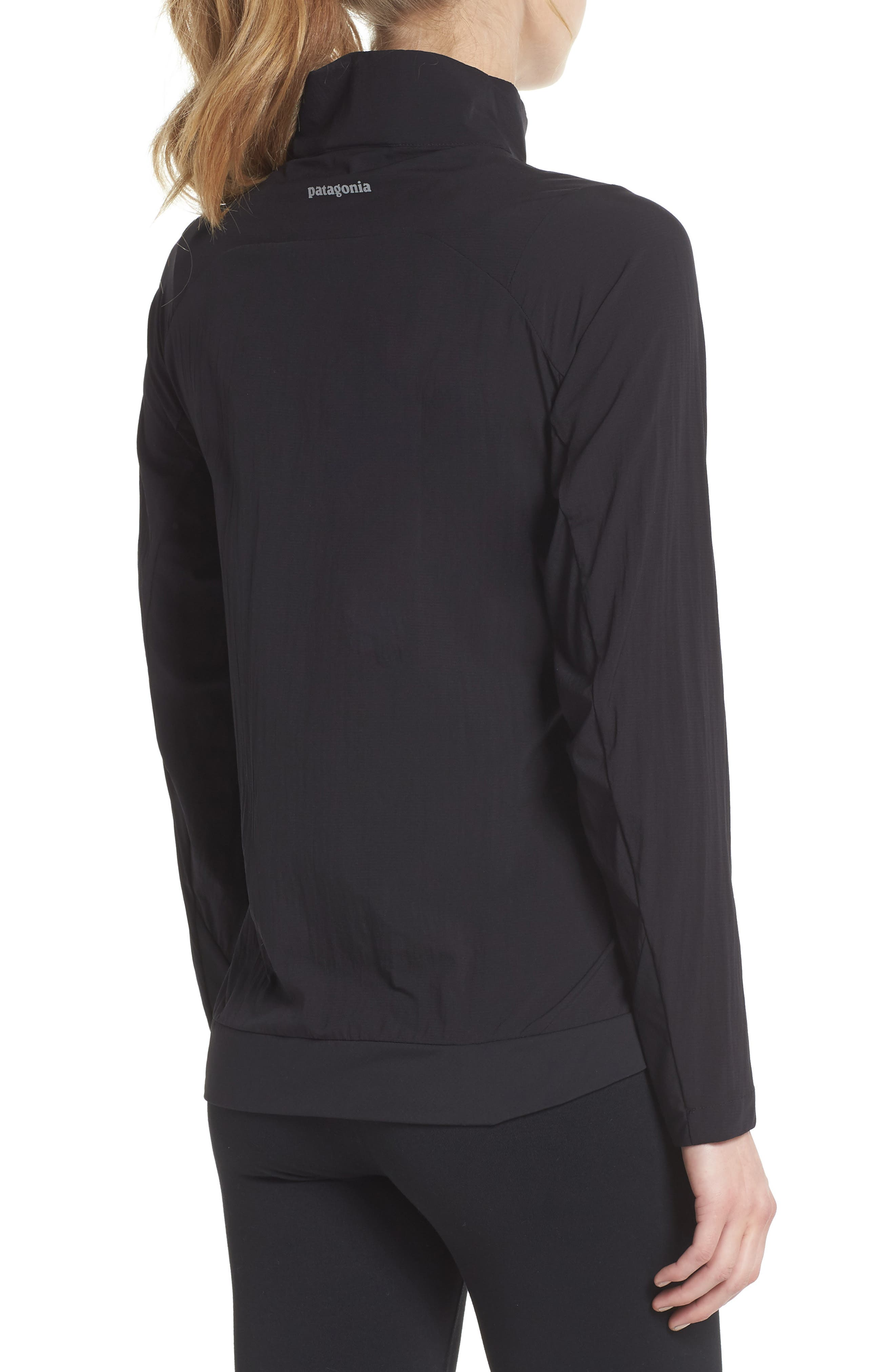 Airshed Pullover,                             Alternate thumbnail 2, color,                             BLACK