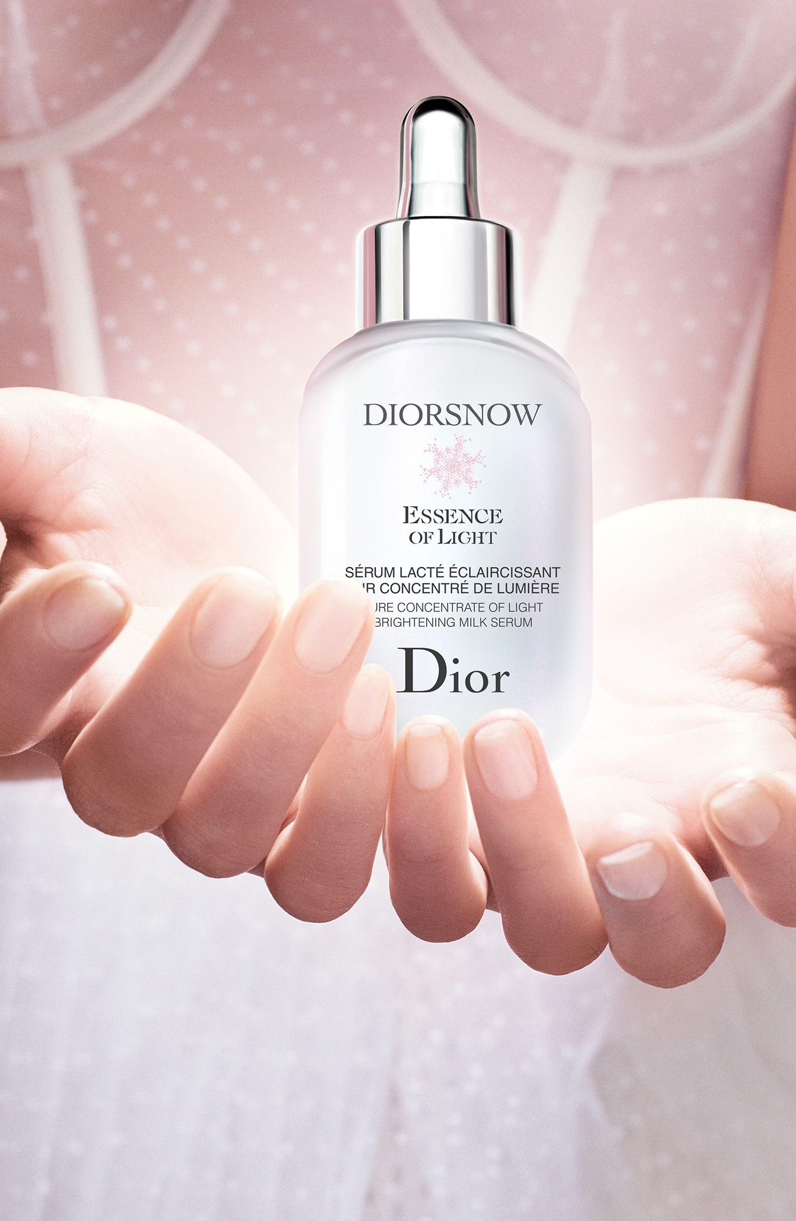 Diorsnow Essence of Light Brightening Milk Serum,                             Alternate thumbnail 8, color,                             NO COLOR