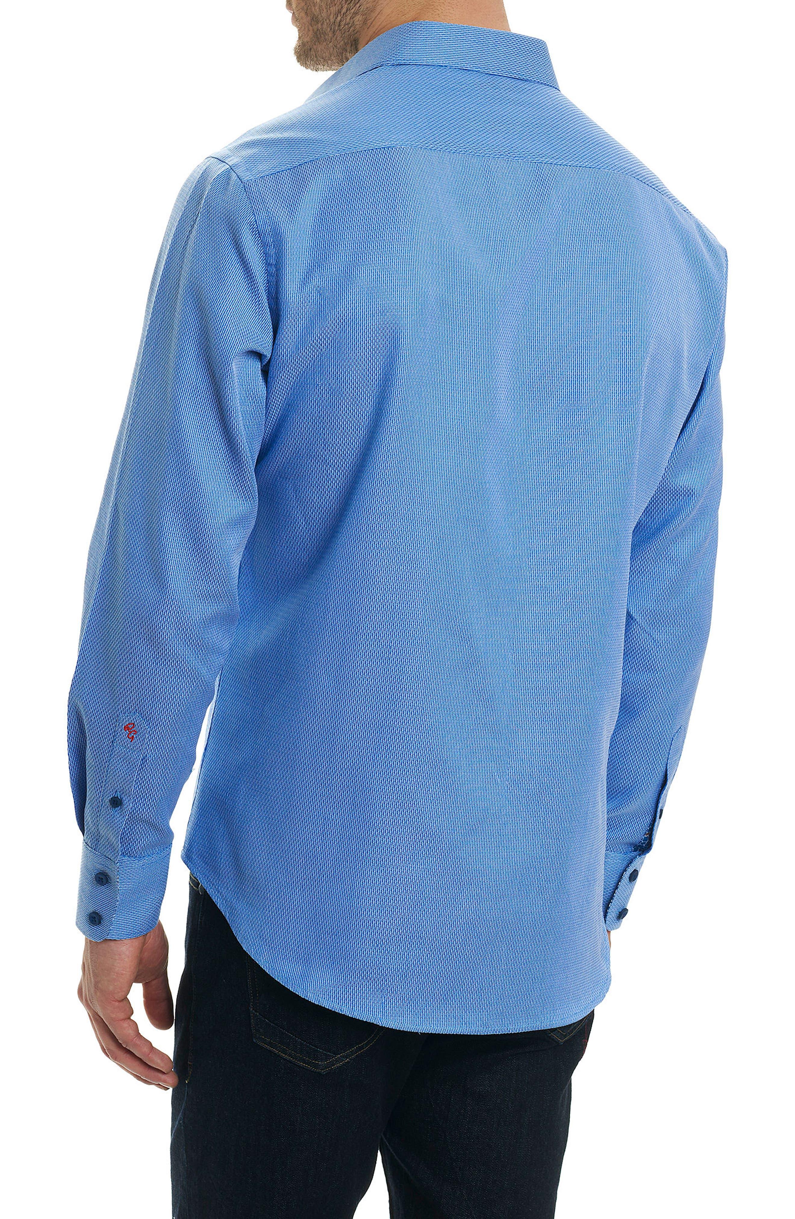 Jobson Classic Fit Sport Shirt,                             Alternate thumbnail 2, color,                             400