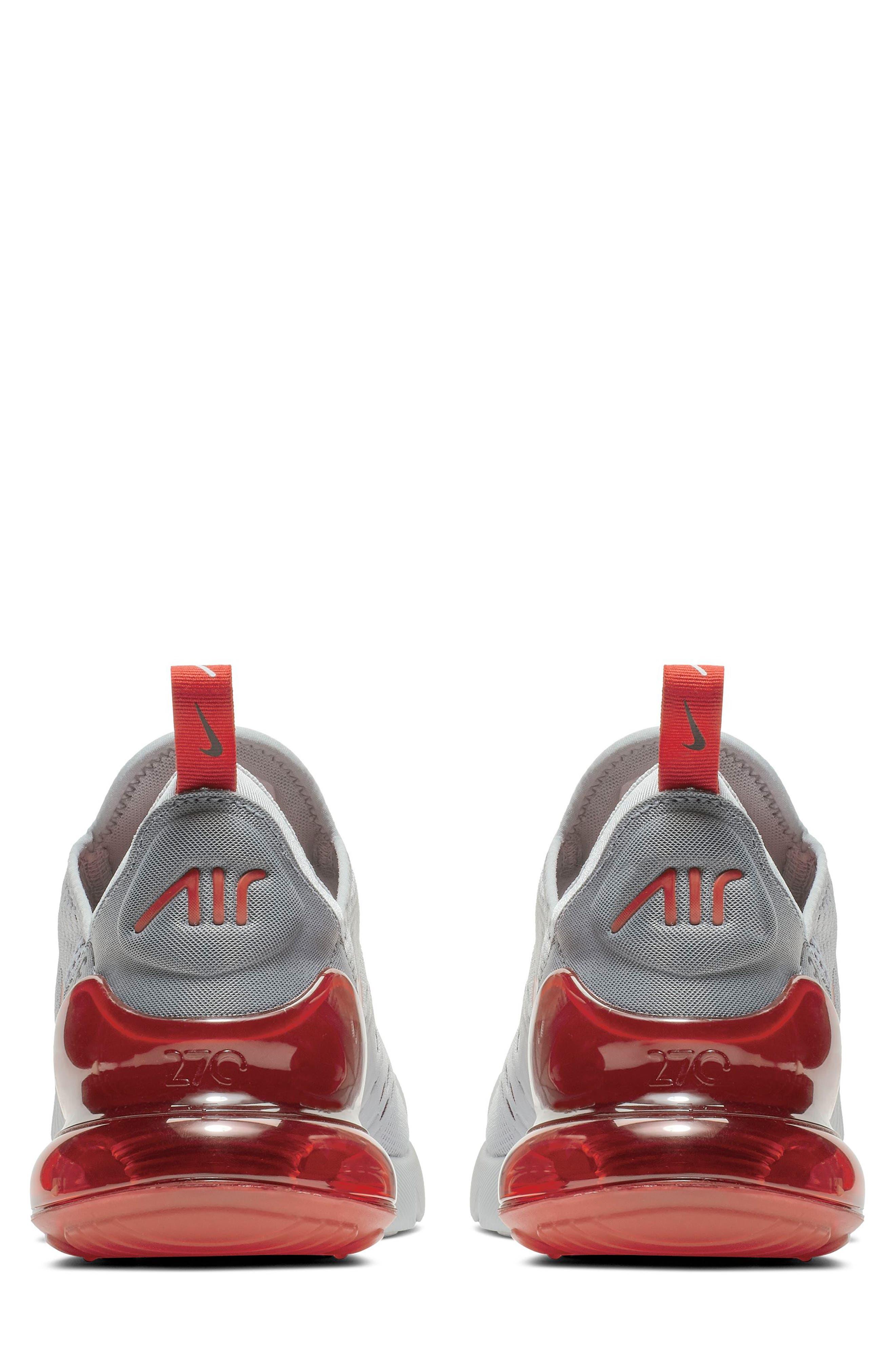 NIKE,                             Air Max 270 Sneaker,                             Alternate thumbnail 5, color,                             025