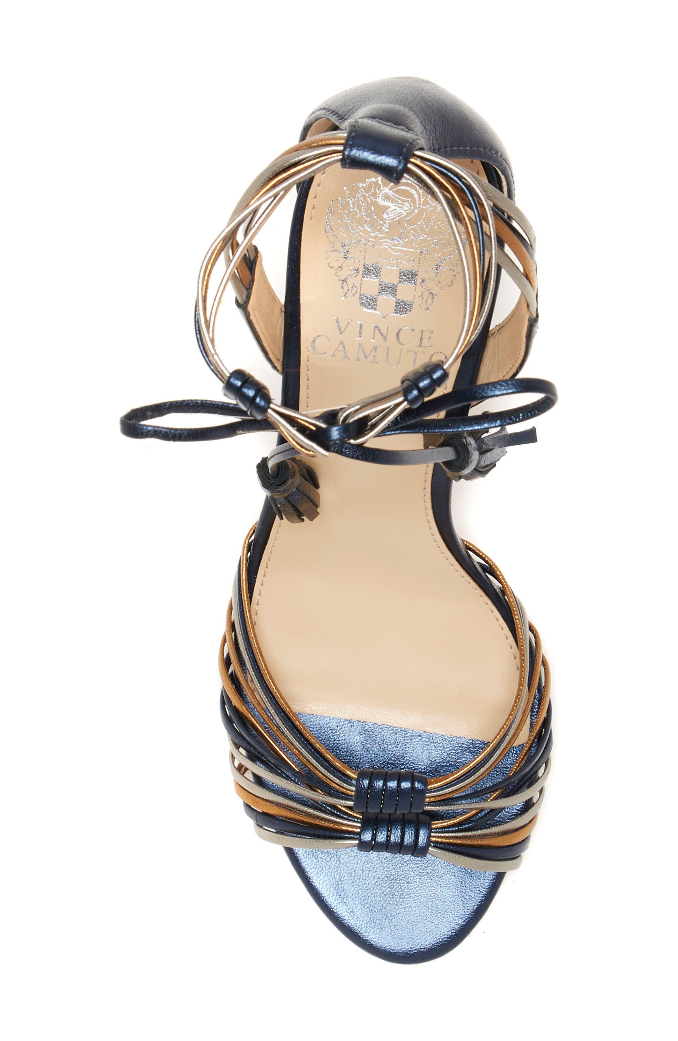 Stellima Tassel Sandal,                             Alternate thumbnail 35, color,