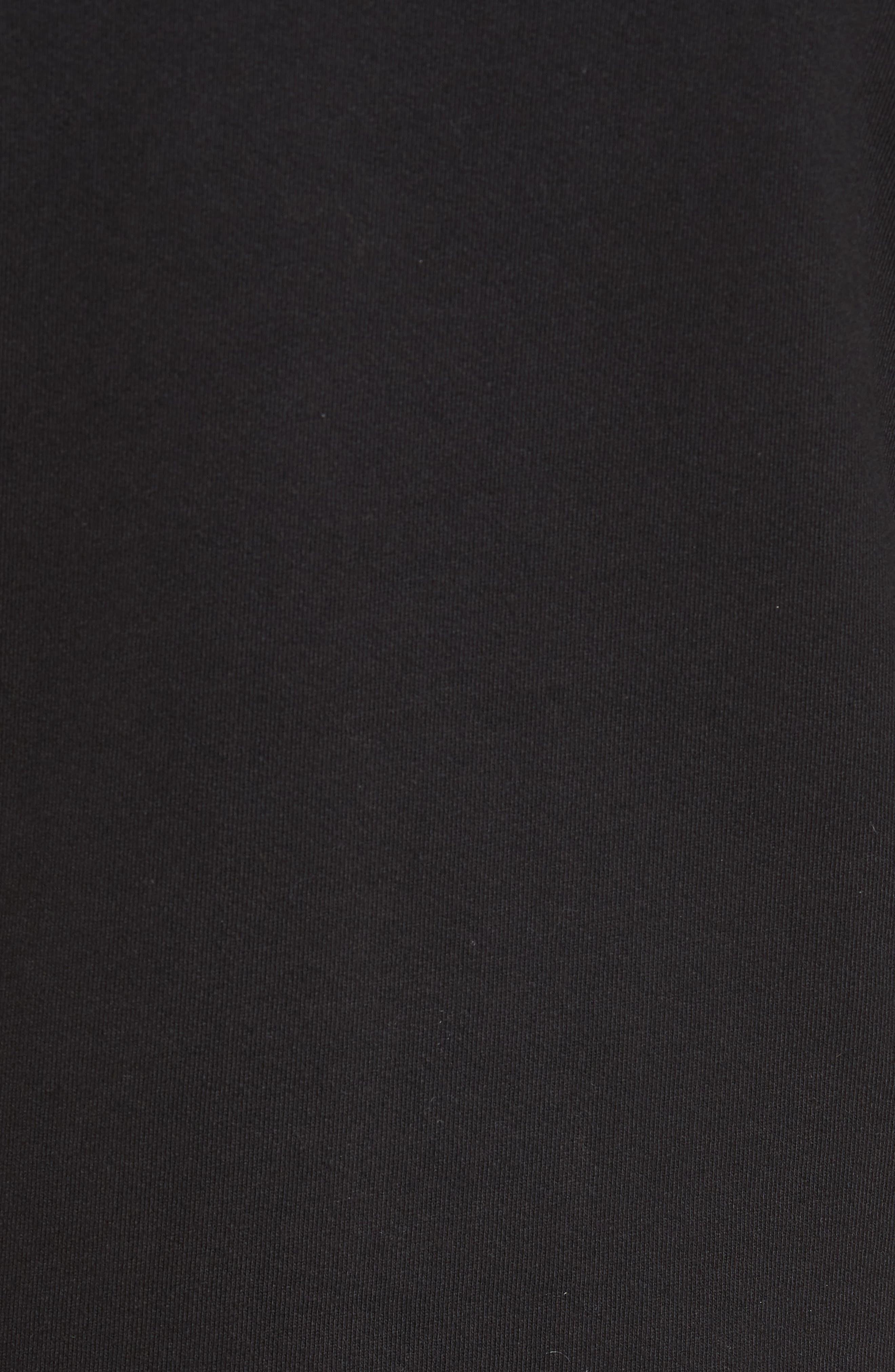 Vintage Pullover Hoodie,                             Alternate thumbnail 5, color,                             001