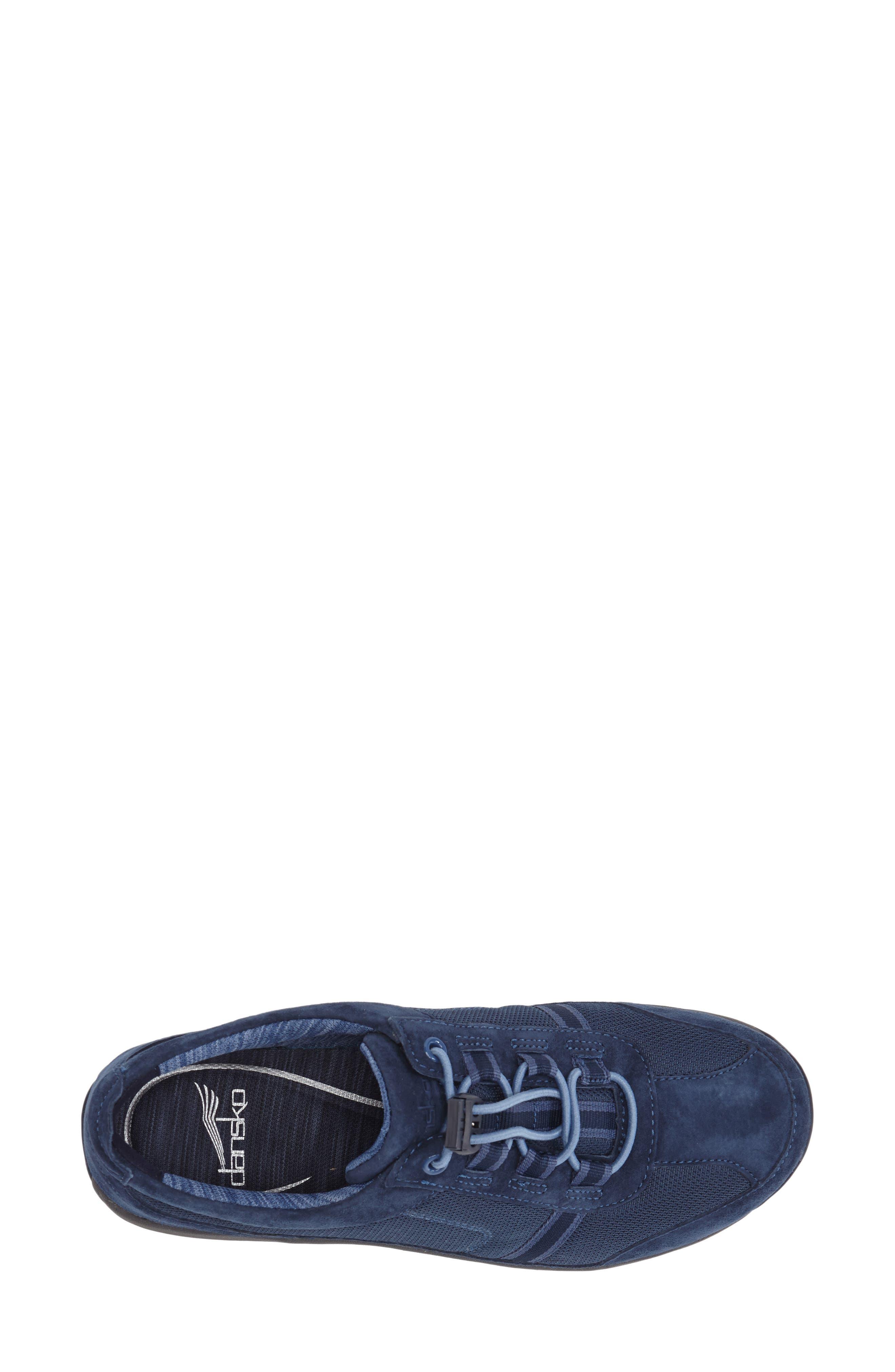 'Helen' Suede & Mesh Sneaker,                             Alternate thumbnail 57, color,