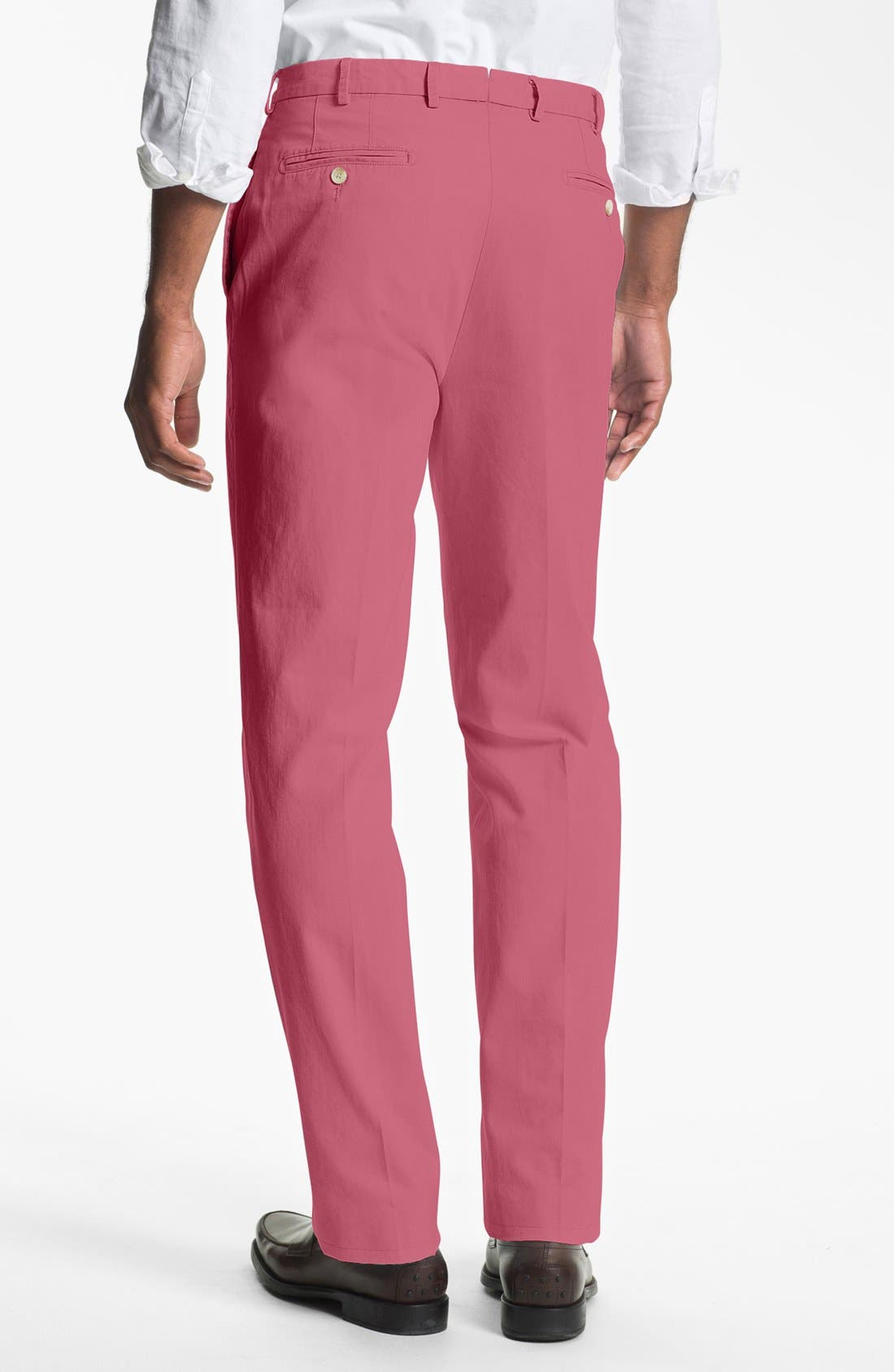 Garment Washed Twill Pants,                             Alternate thumbnail 53, color,