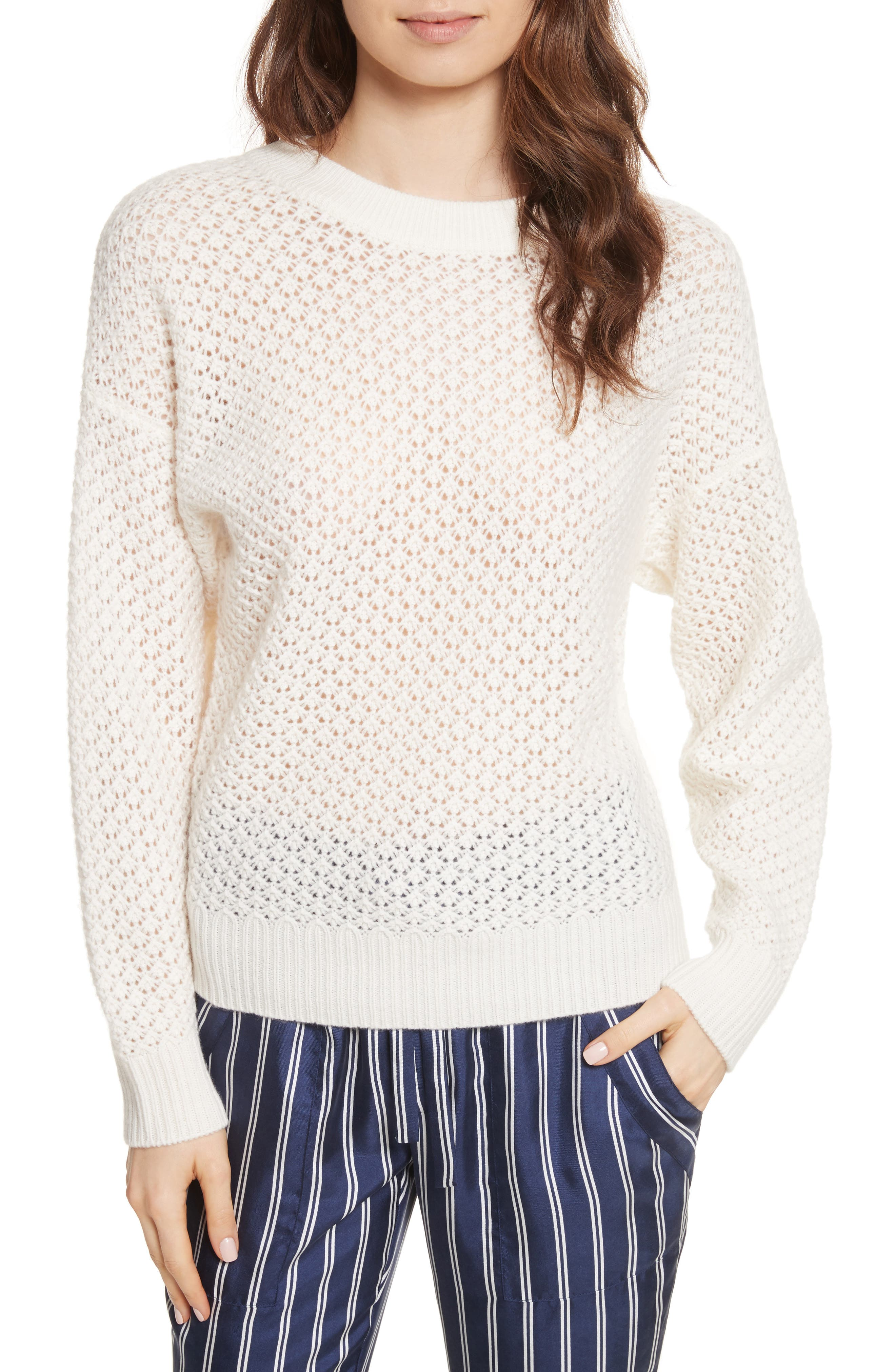 Vedis Wool & Cashmere Sweater,                             Main thumbnail 1, color,