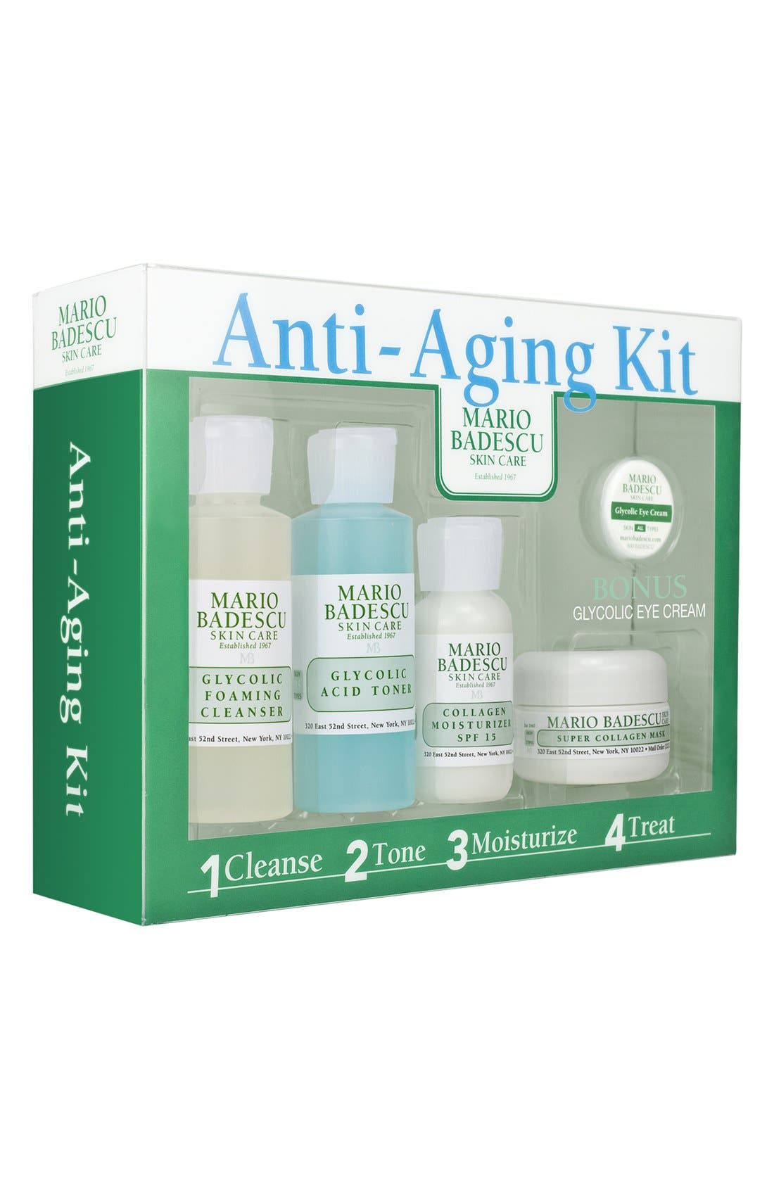 MARIO BADESCU,                             Anti-Aging Kit,                             Alternate thumbnail 2, color,                             000