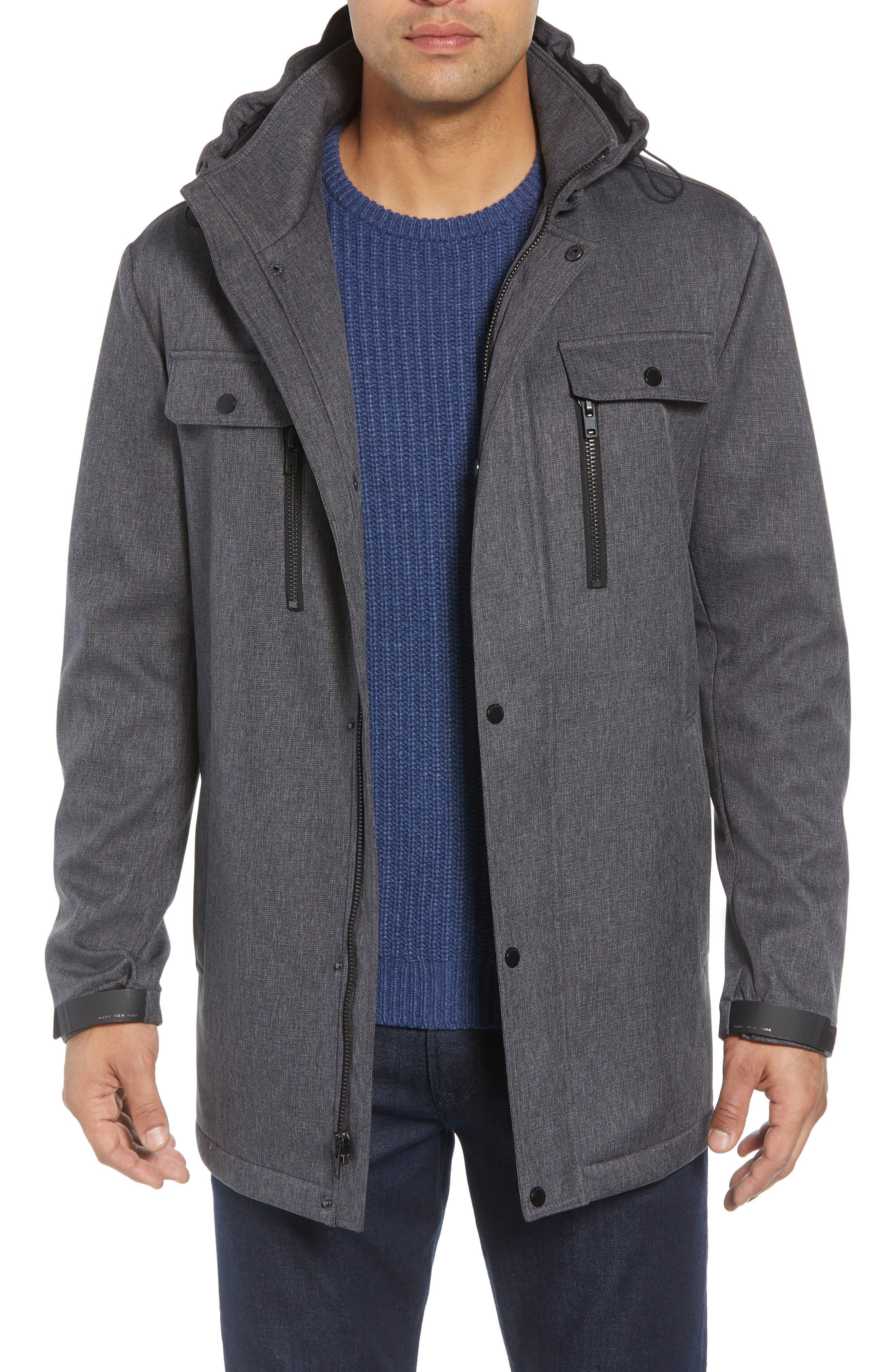Doyle Soft Shell Jacket, Main, color, 001