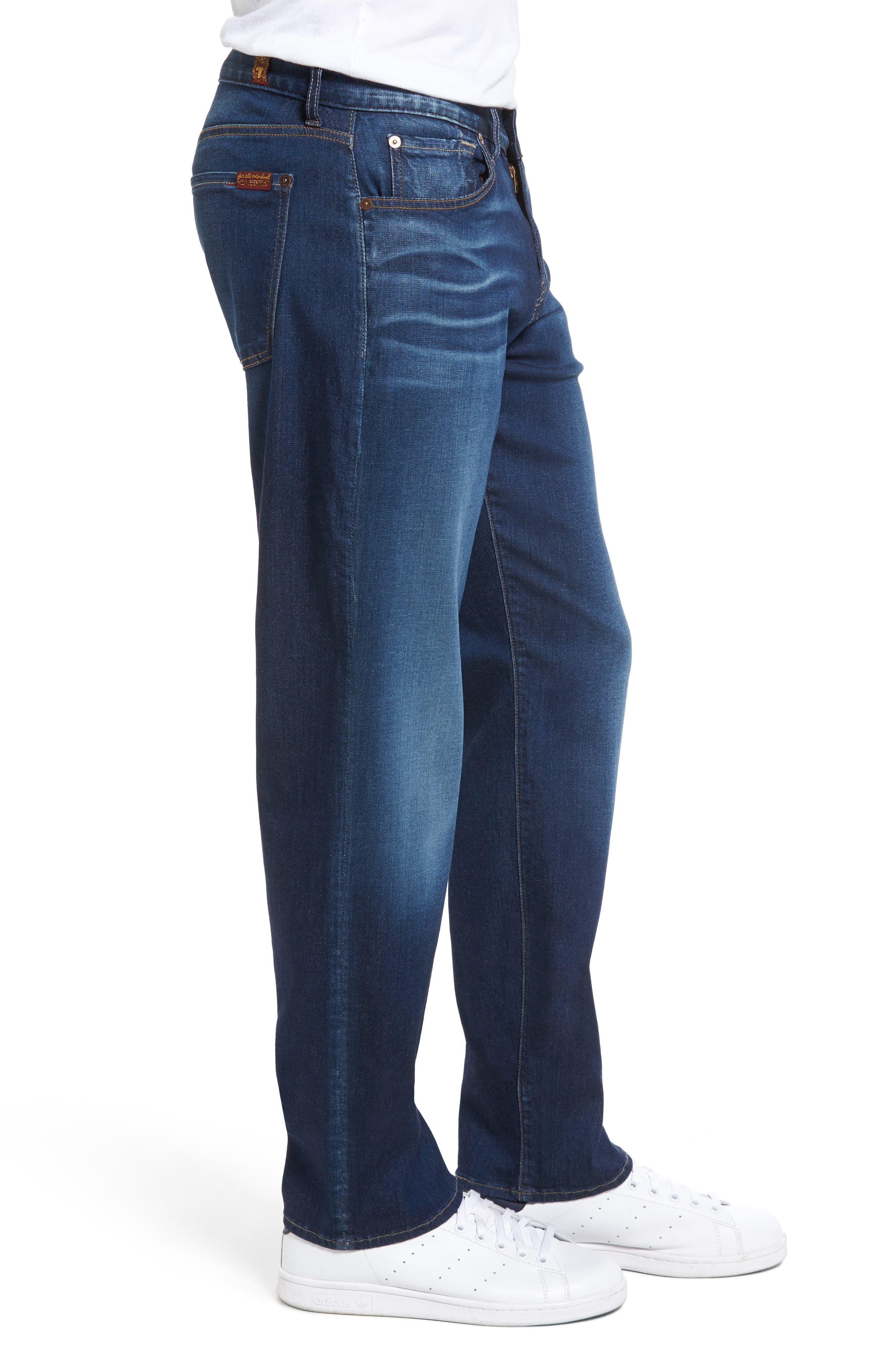 Slimmy Slim Fit Jeans,                             Alternate thumbnail 3, color,                             406