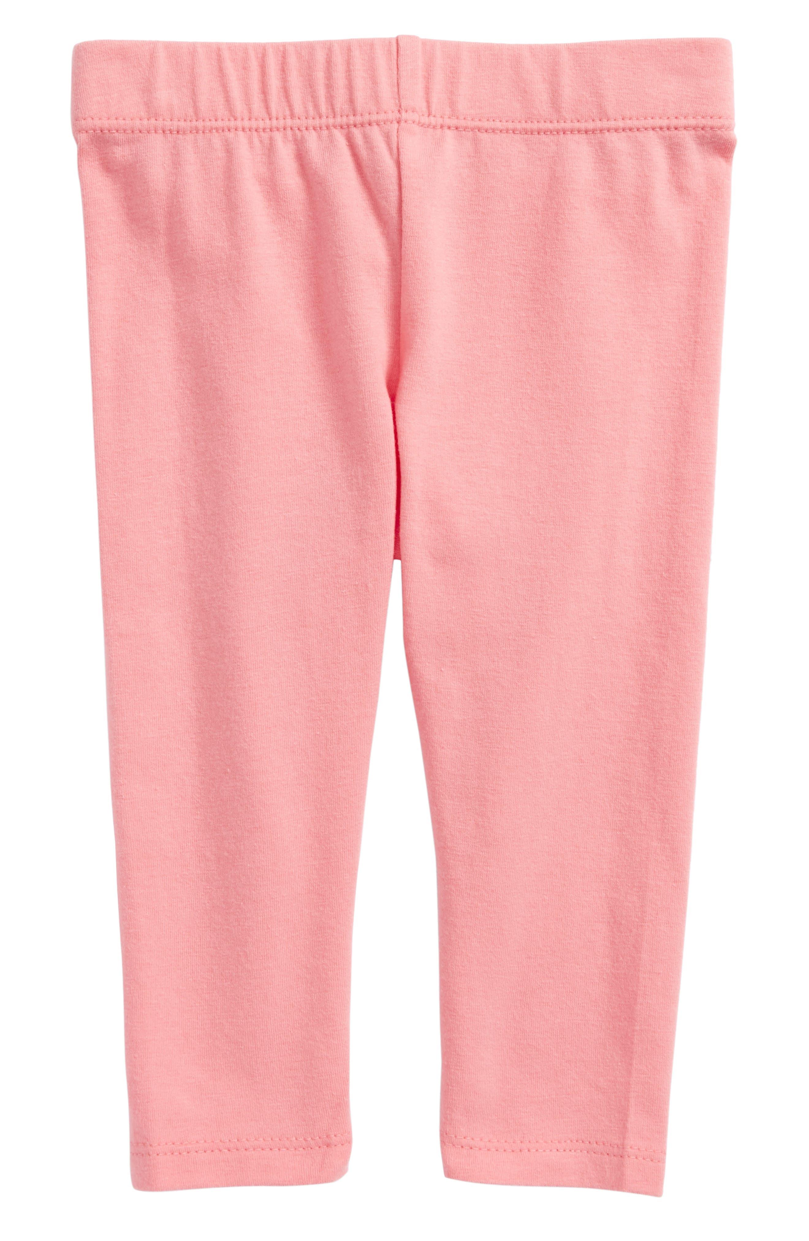 Essential Leggings,                         Main,                         color, PINK GERANIUM
