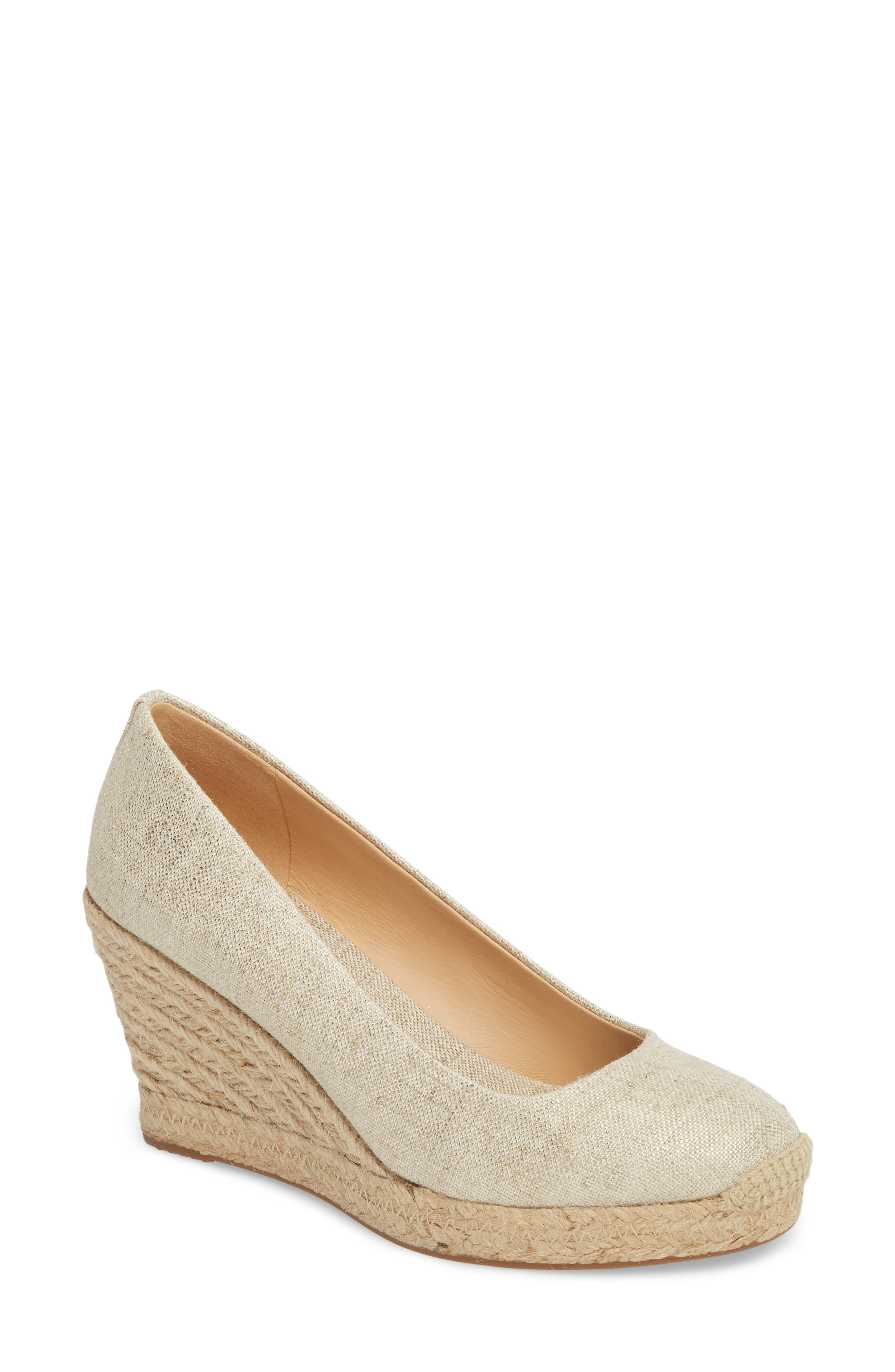 Seville Espadrille Wedge, Main, color, 710