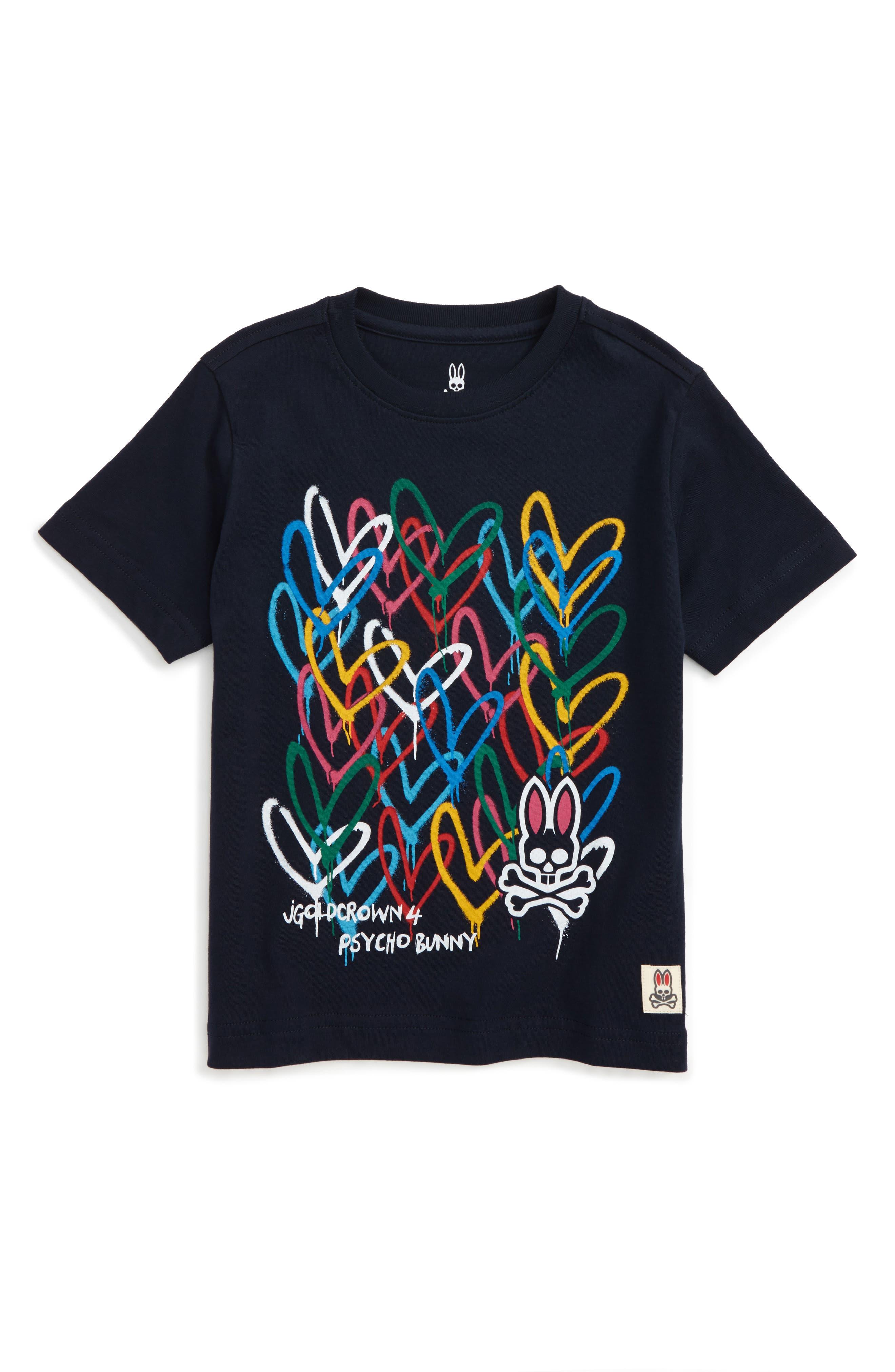 Goldcrown Graphic T-Shirt,                         Main,                         color, 412