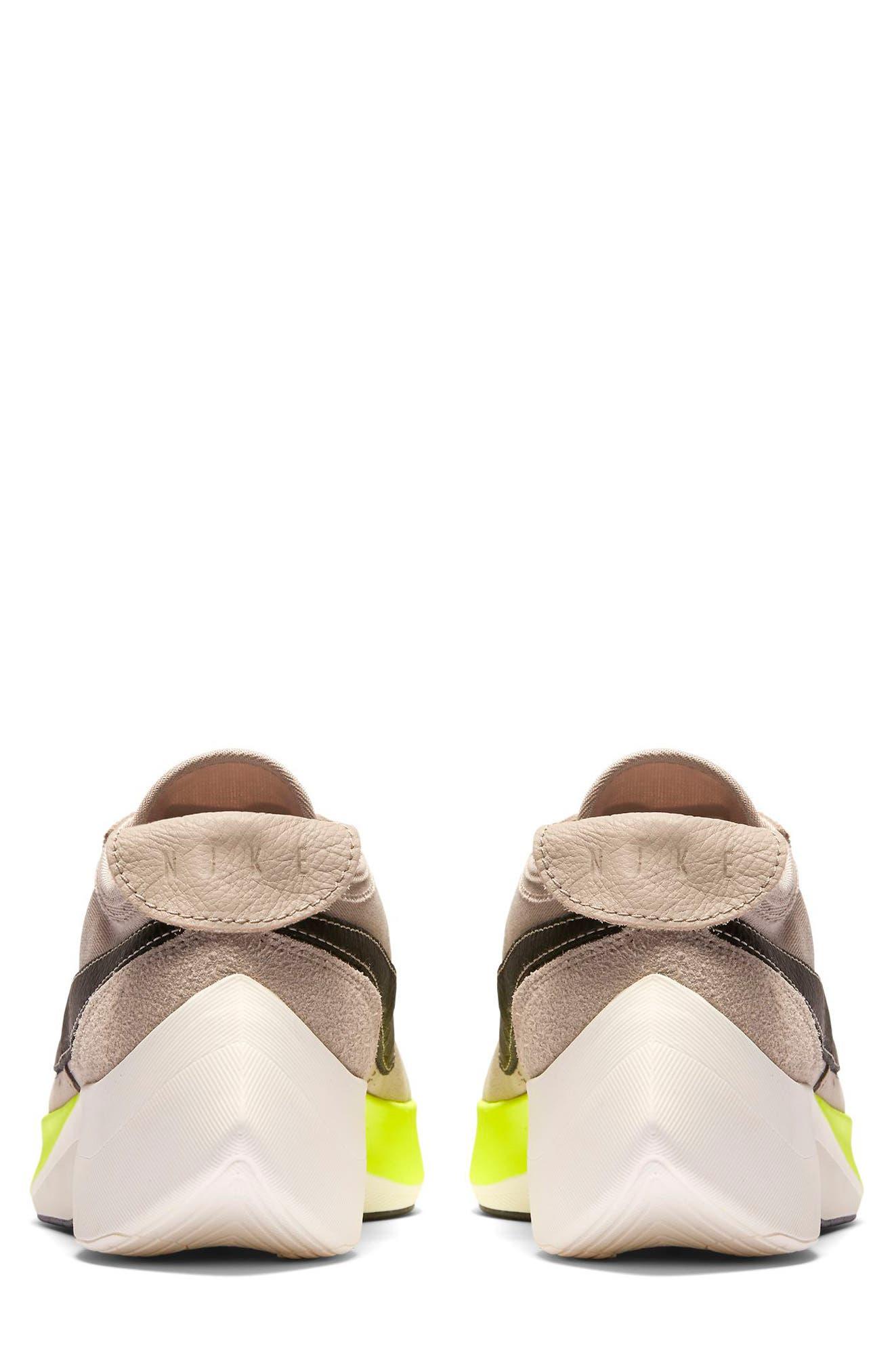 Moon Racer Sneaker,                             Alternate thumbnail 2, color,                             STRING/ BLACK/ SAIL/ VOLT