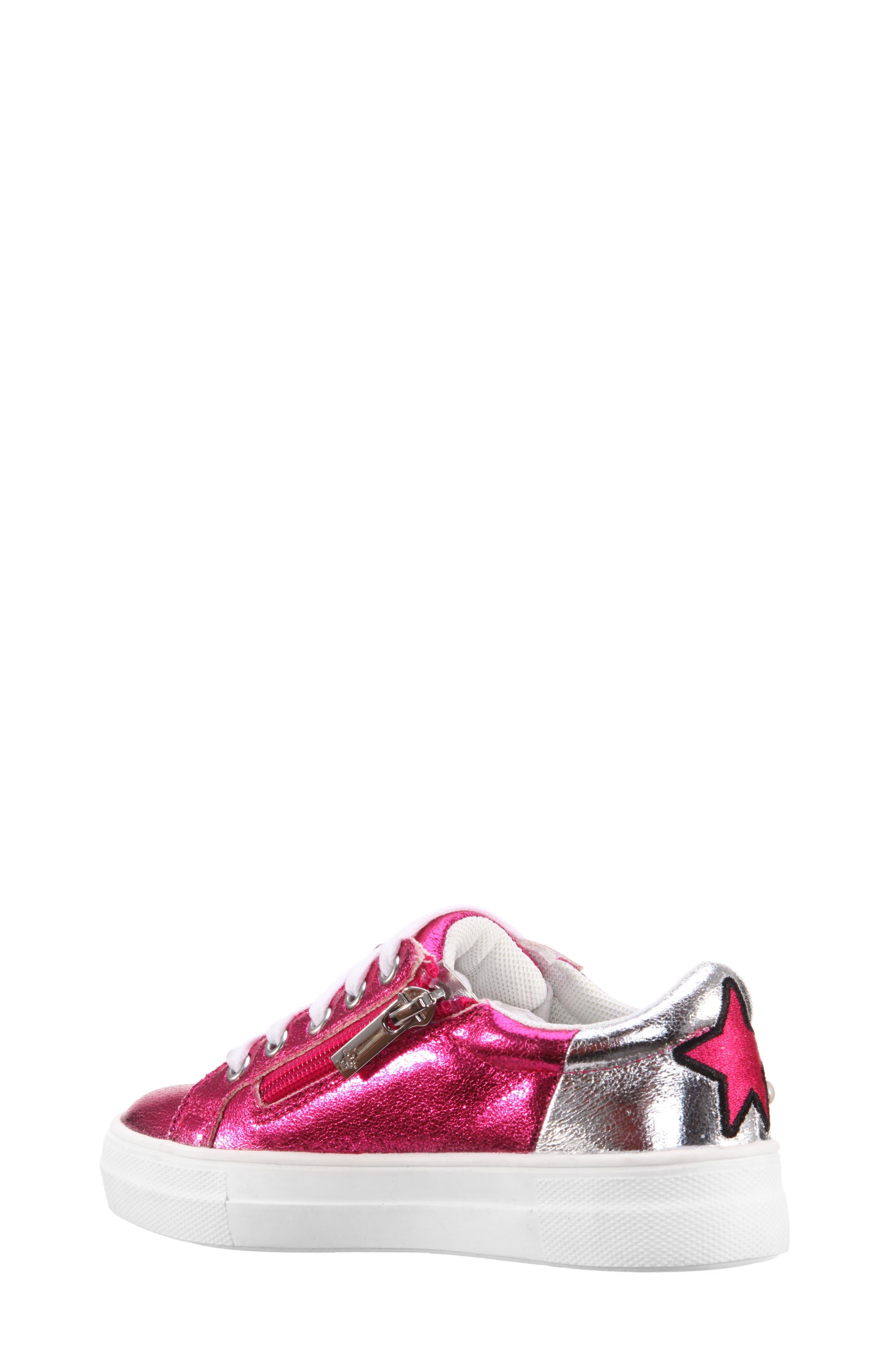 Kryslyn Metallic Sneaker,                             Alternate thumbnail 2, color,                             694