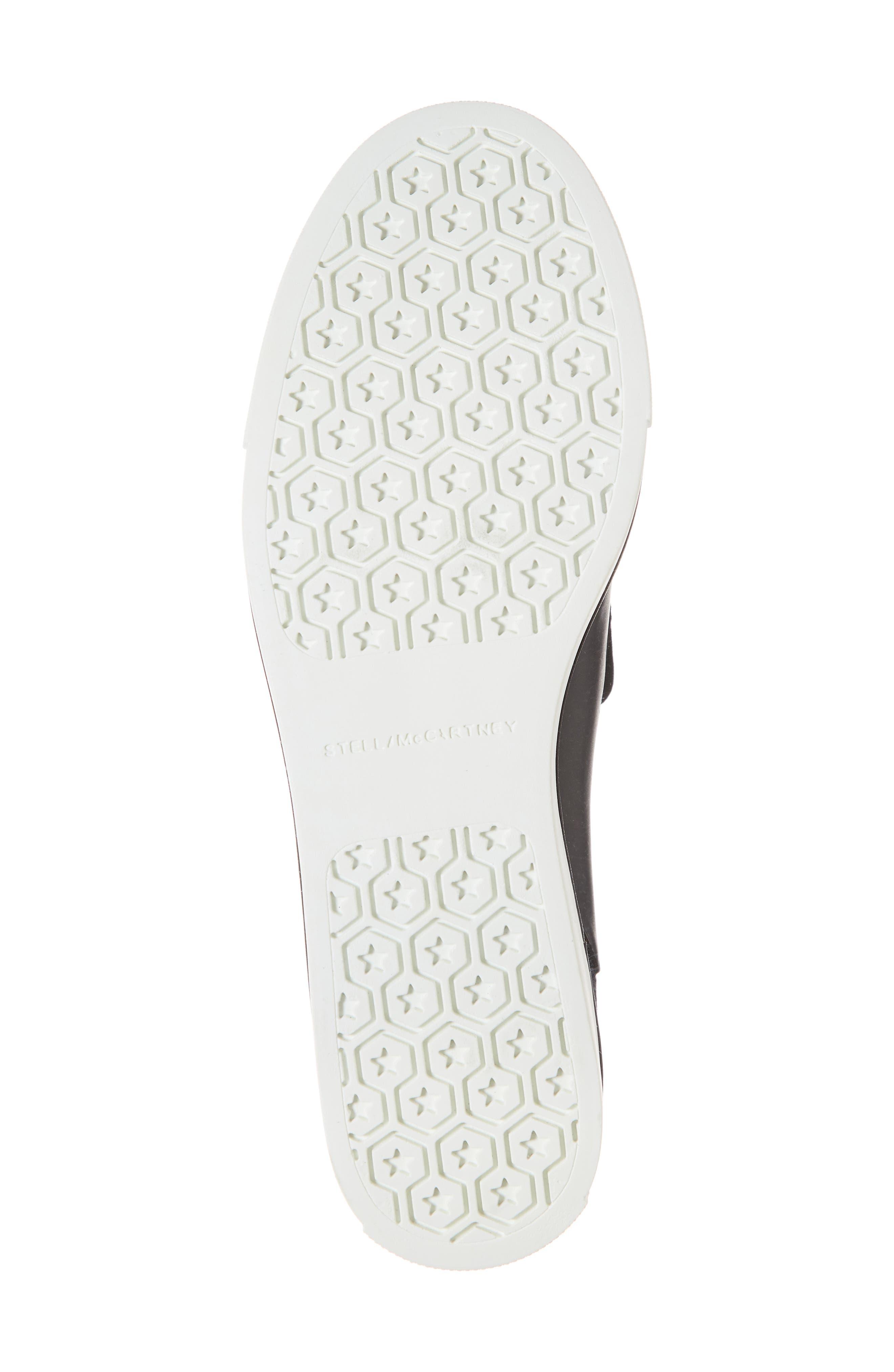 Binx Stars Slip-On Platform Sneaker,                             Alternate thumbnail 6, color,                             019