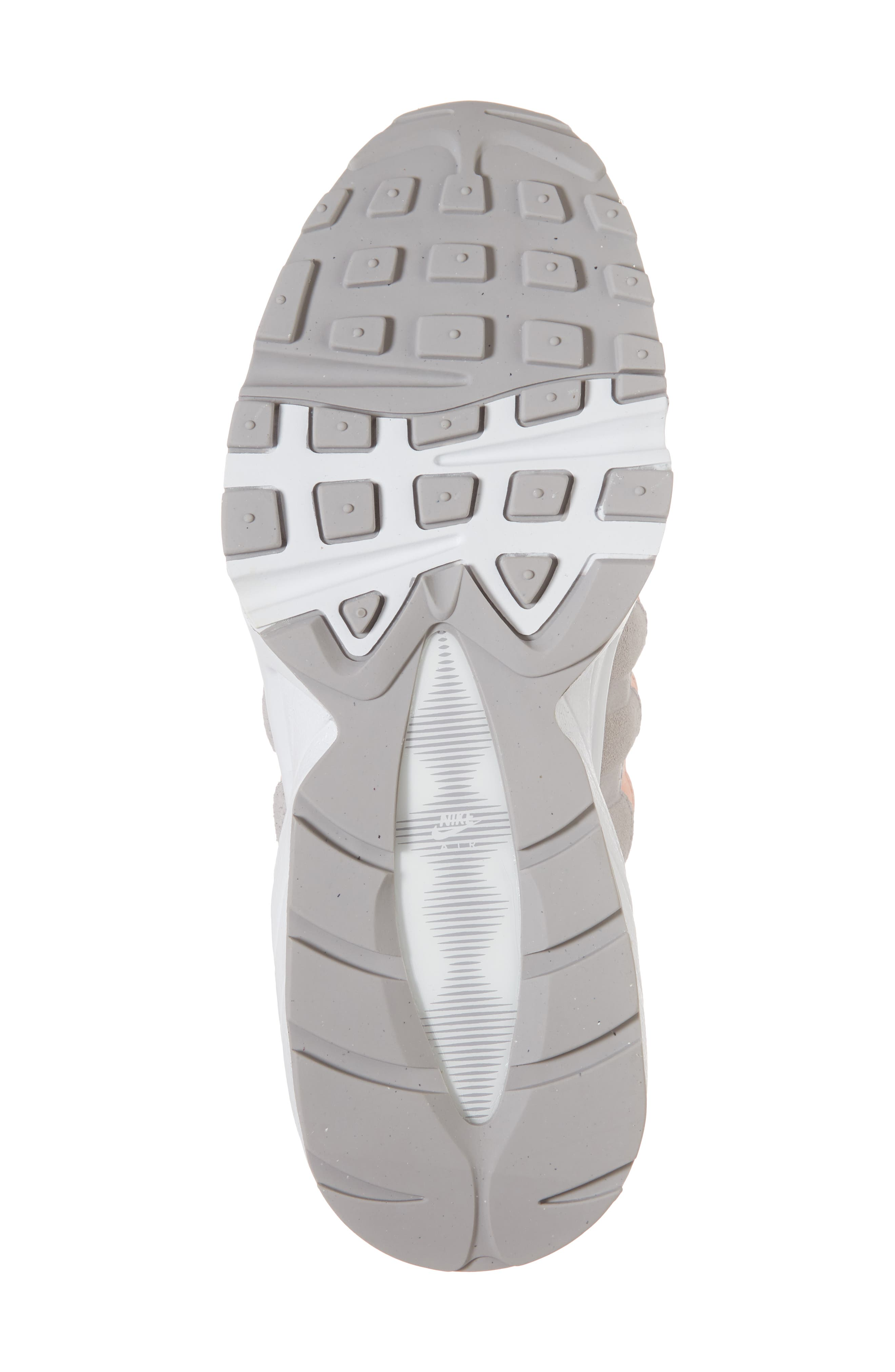 Air Max '95 LE Sneaker,                             Alternate thumbnail 6, color,                             020