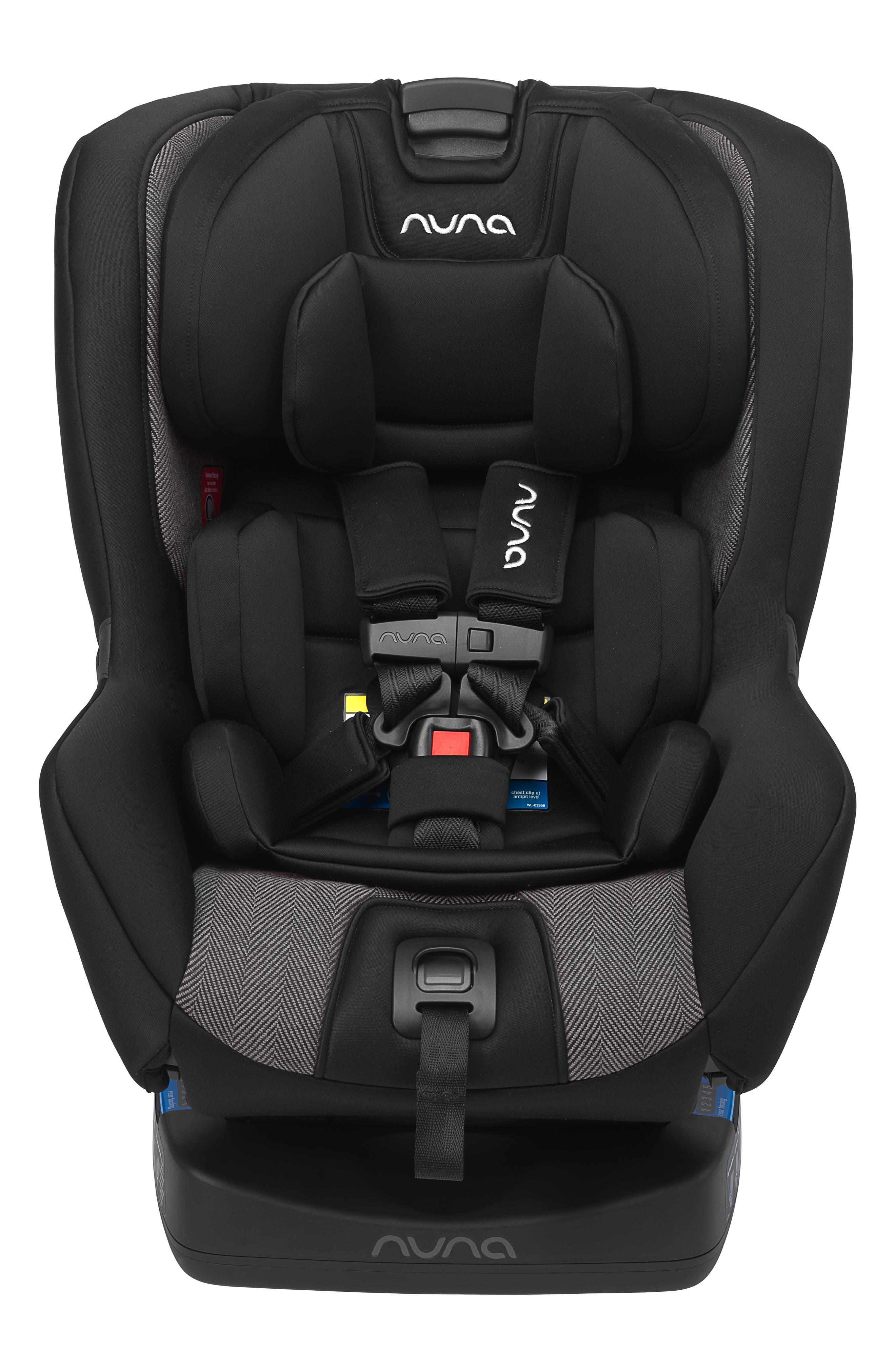 NUNA,                             RAVA<sup>™</sup> Convertible Car Seat,                             Main thumbnail 1, color,                             VERONA CAVIAR