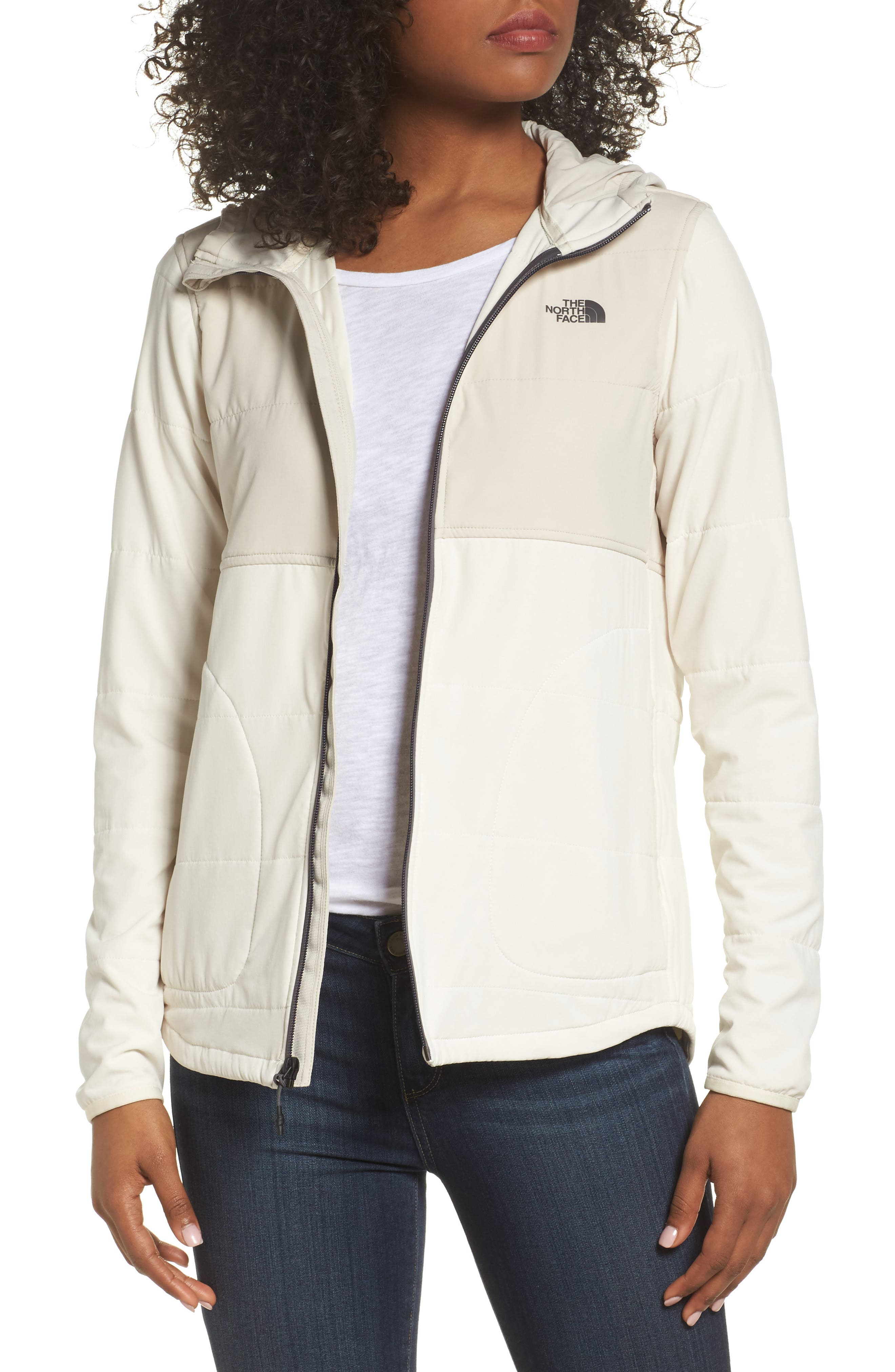 Mountain Sweatshirt Insulated Hooded Jacket,                             Main thumbnail 1, color,                             100