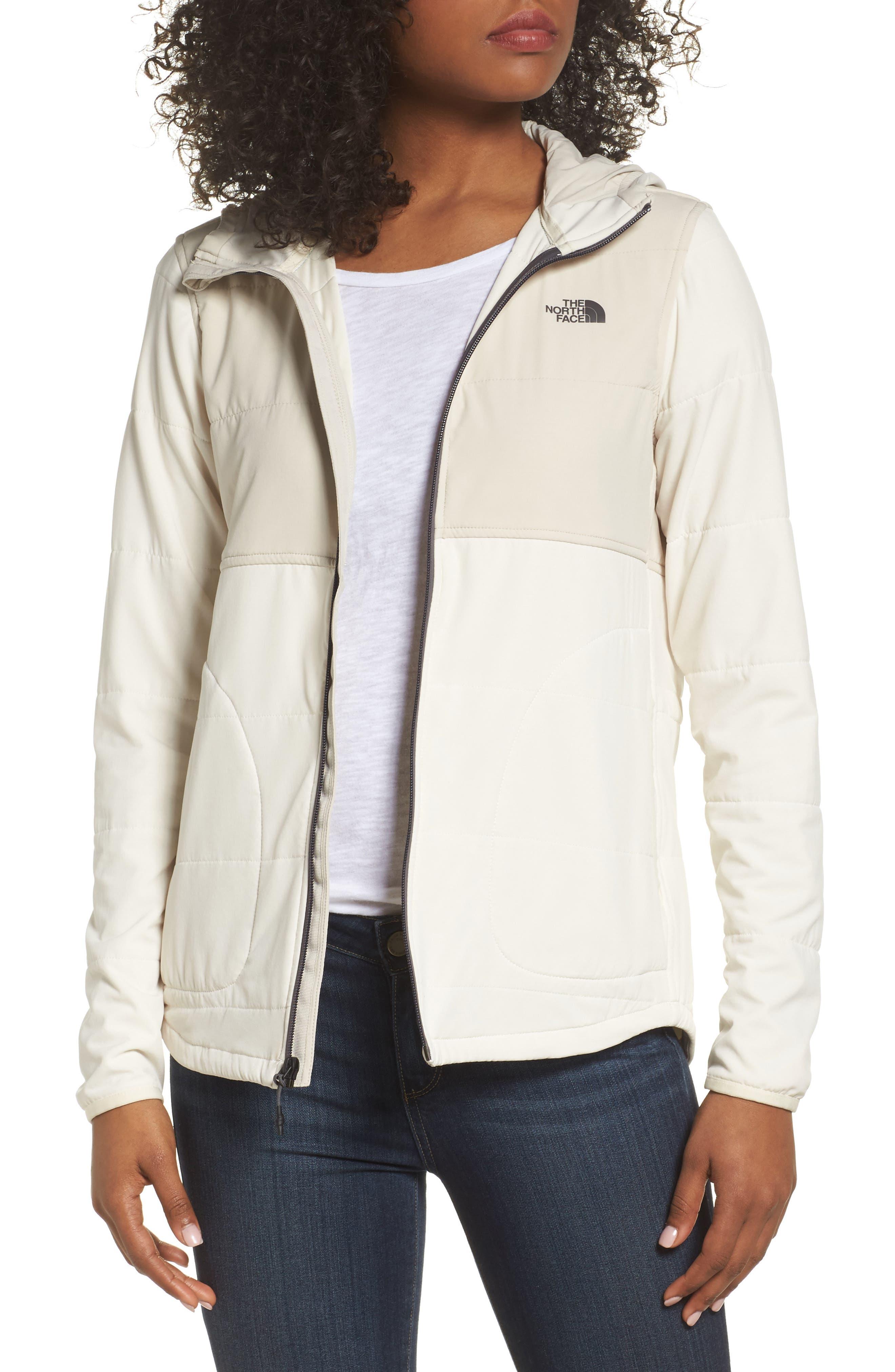 Mountain Sweatshirt Insulated Hooded Jacket,                         Main,                         color, 100