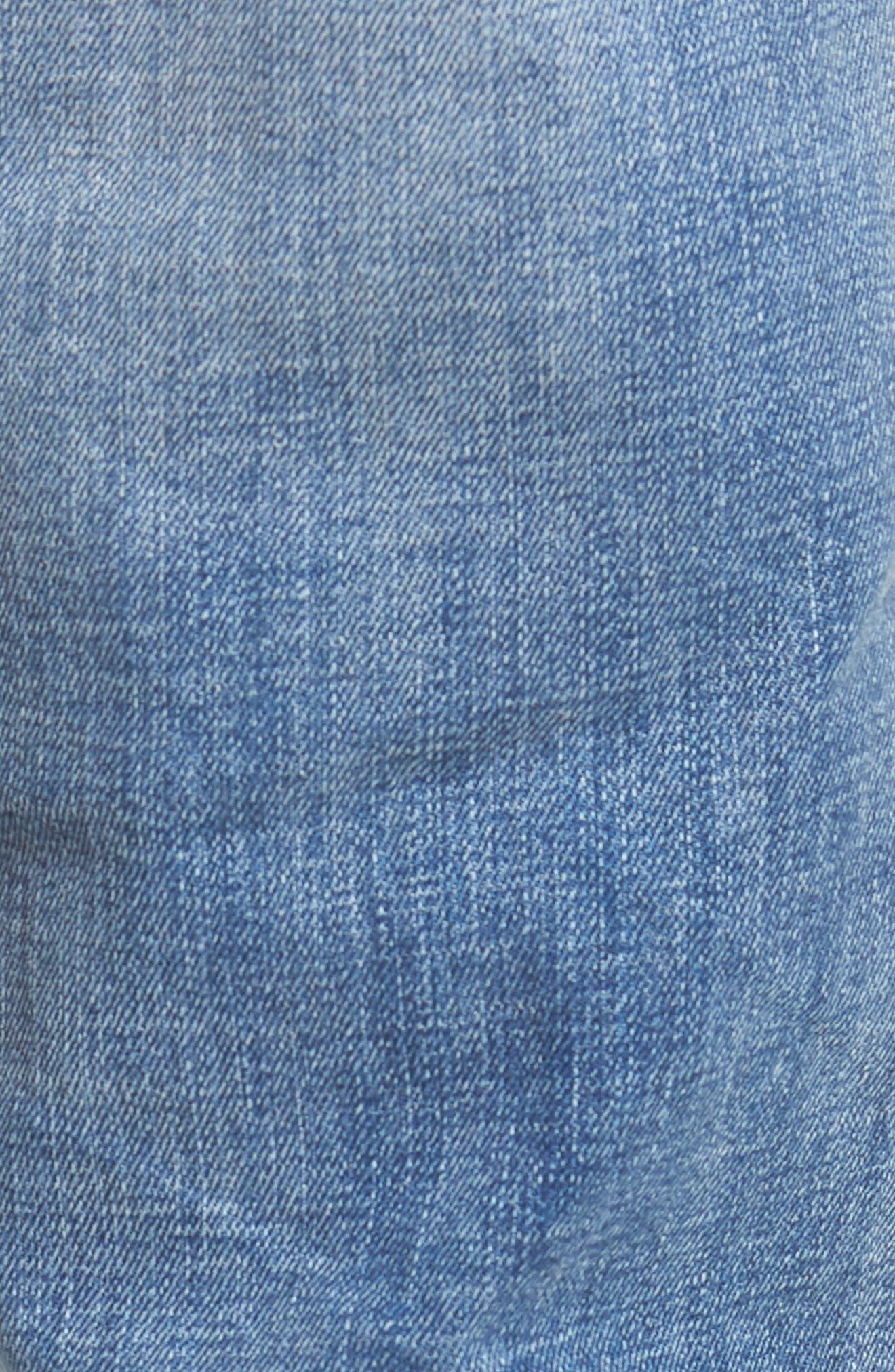 Blake Slim Fit Jeans,                             Alternate thumbnail 5, color,                             421