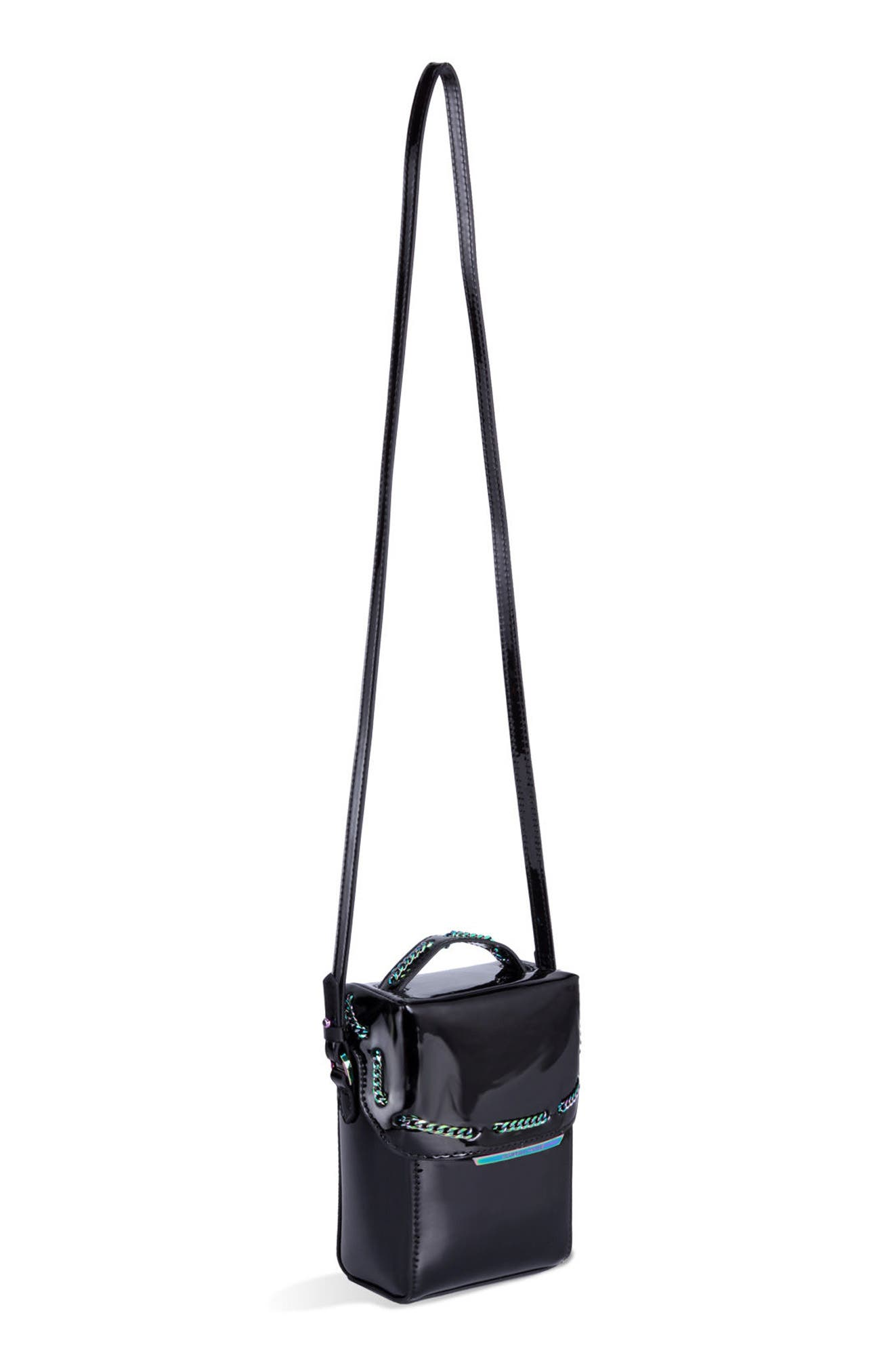 Ally Top Handle Crossbody Bag,                             Main thumbnail 1, color,                             001
