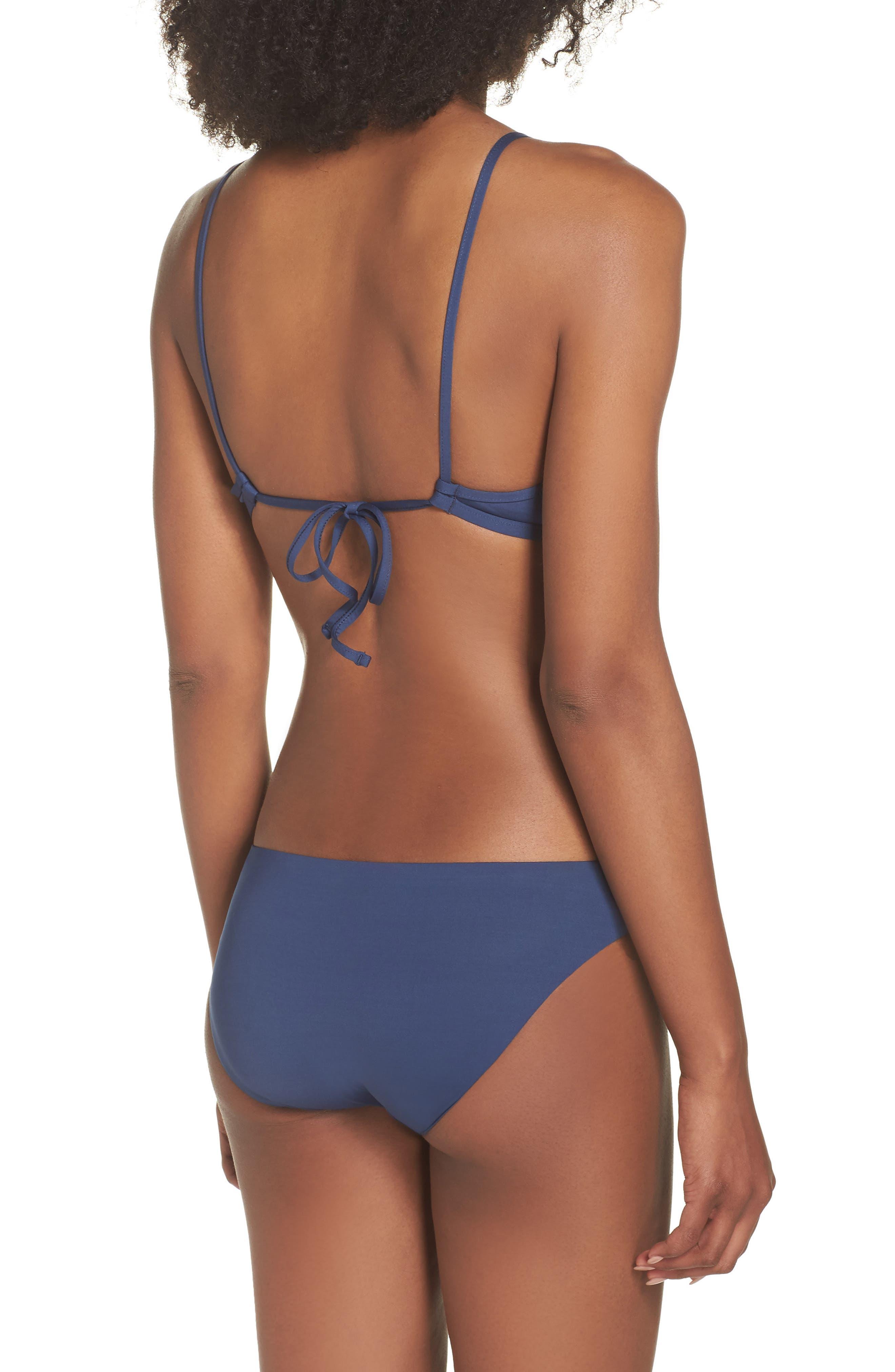 Kupala Bikini Top,                             Alternate thumbnail 8, color,                             STONE BLUE