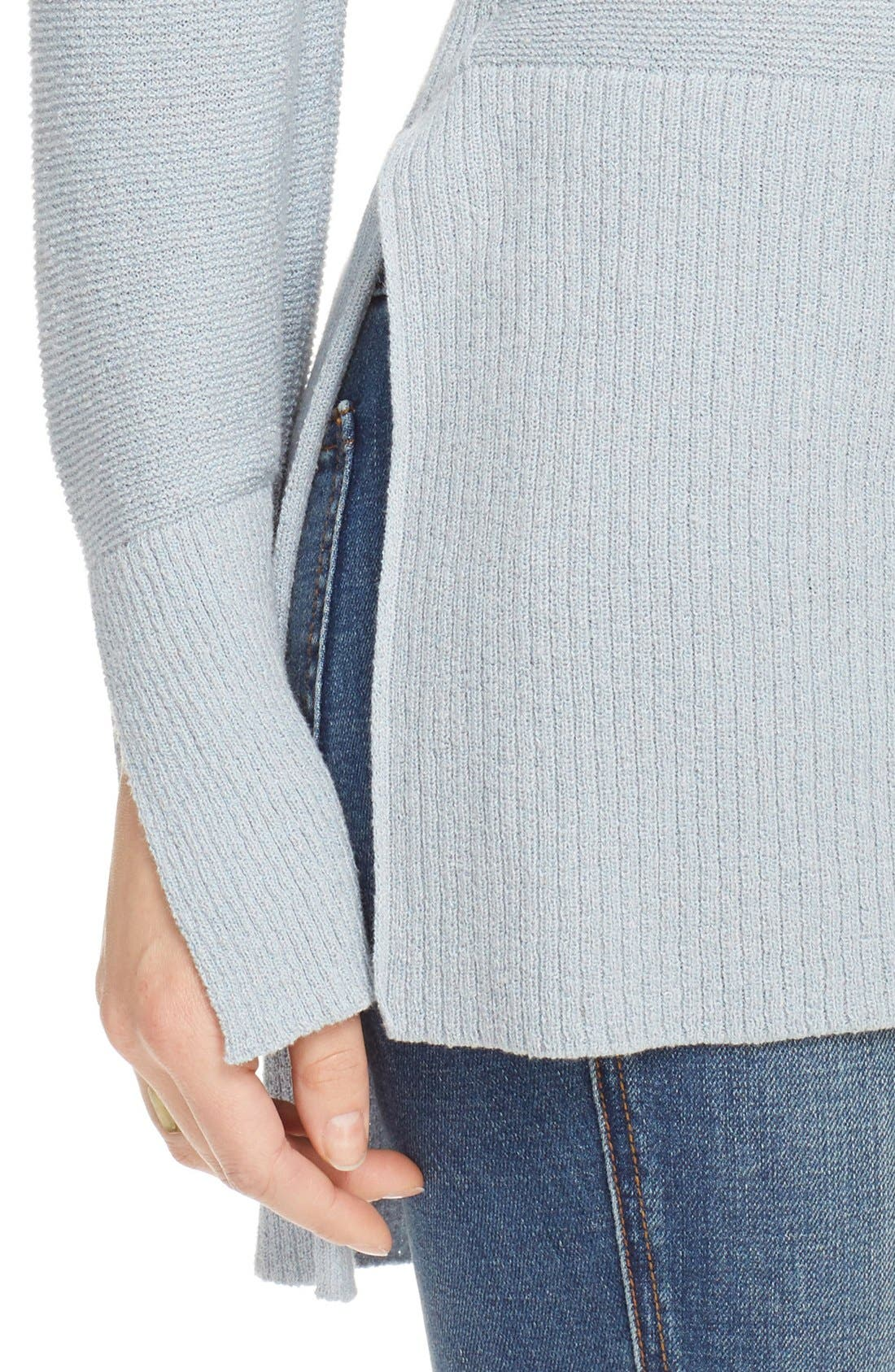 Crisscross Sweater,                             Alternate thumbnail 28, color,