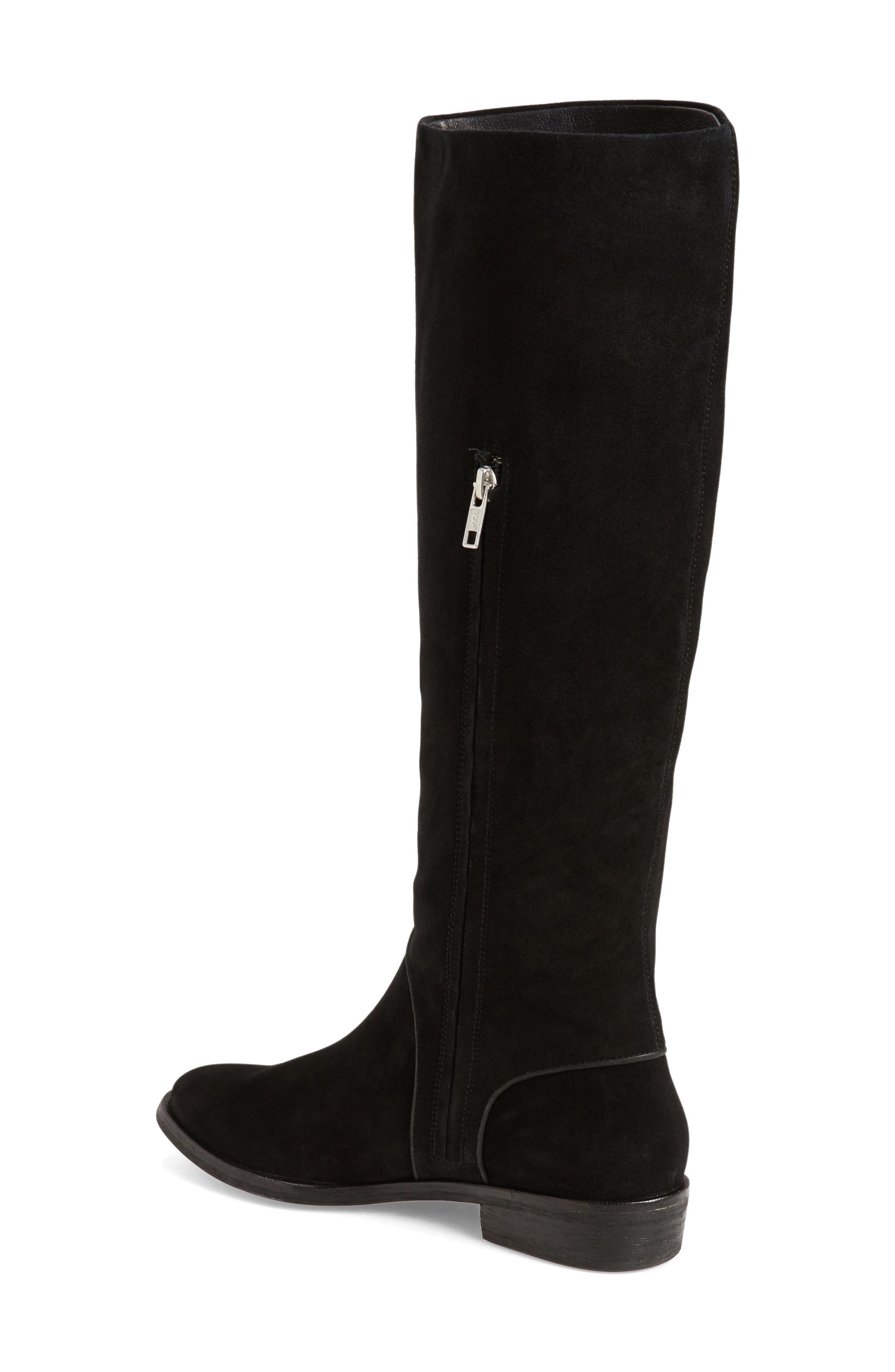 Daley Tall Boot,                             Alternate thumbnail 2, color,                             001
