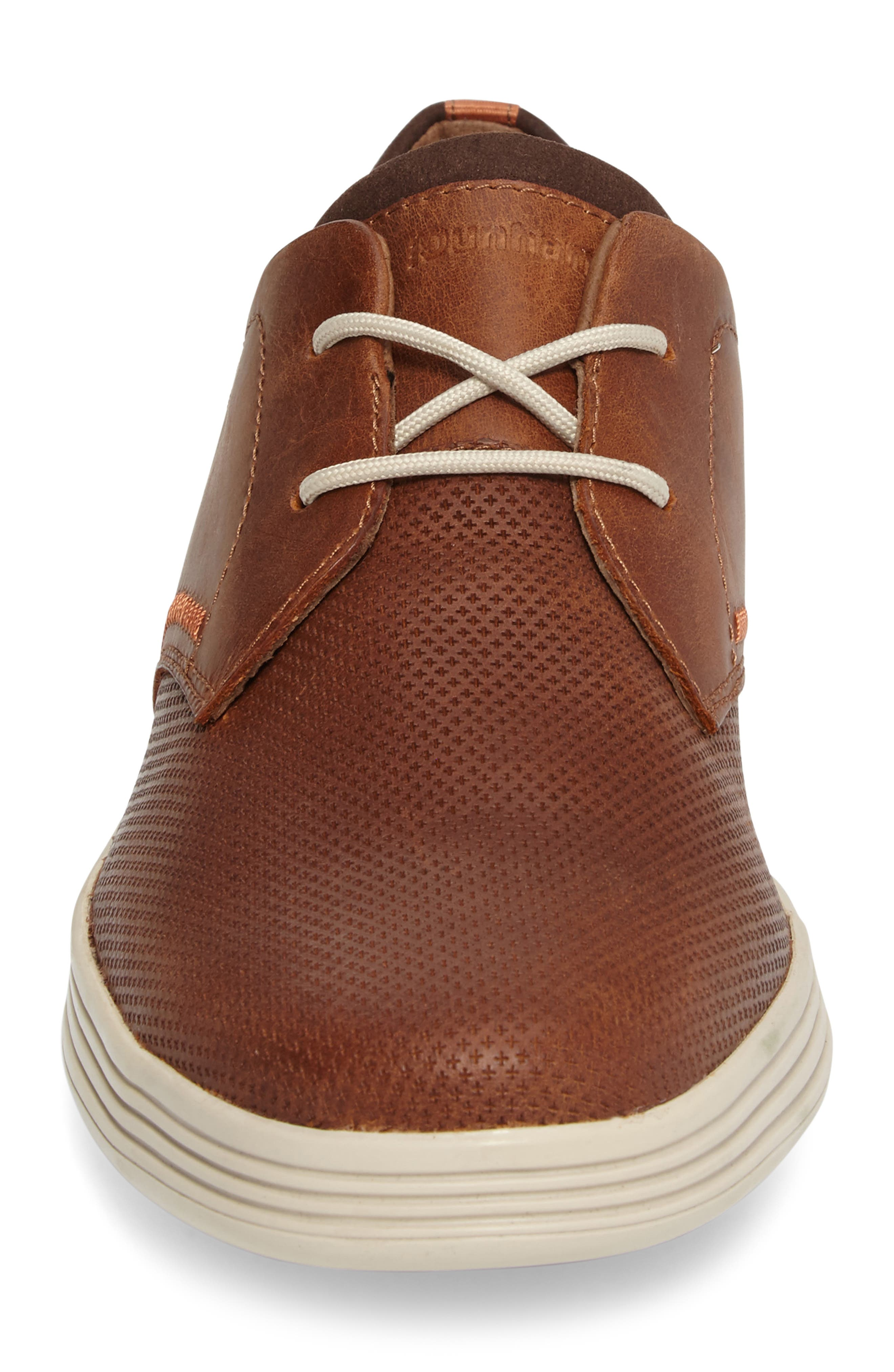 Colchester Embossed Oxford,                             Alternate thumbnail 4, color,                             BROWN