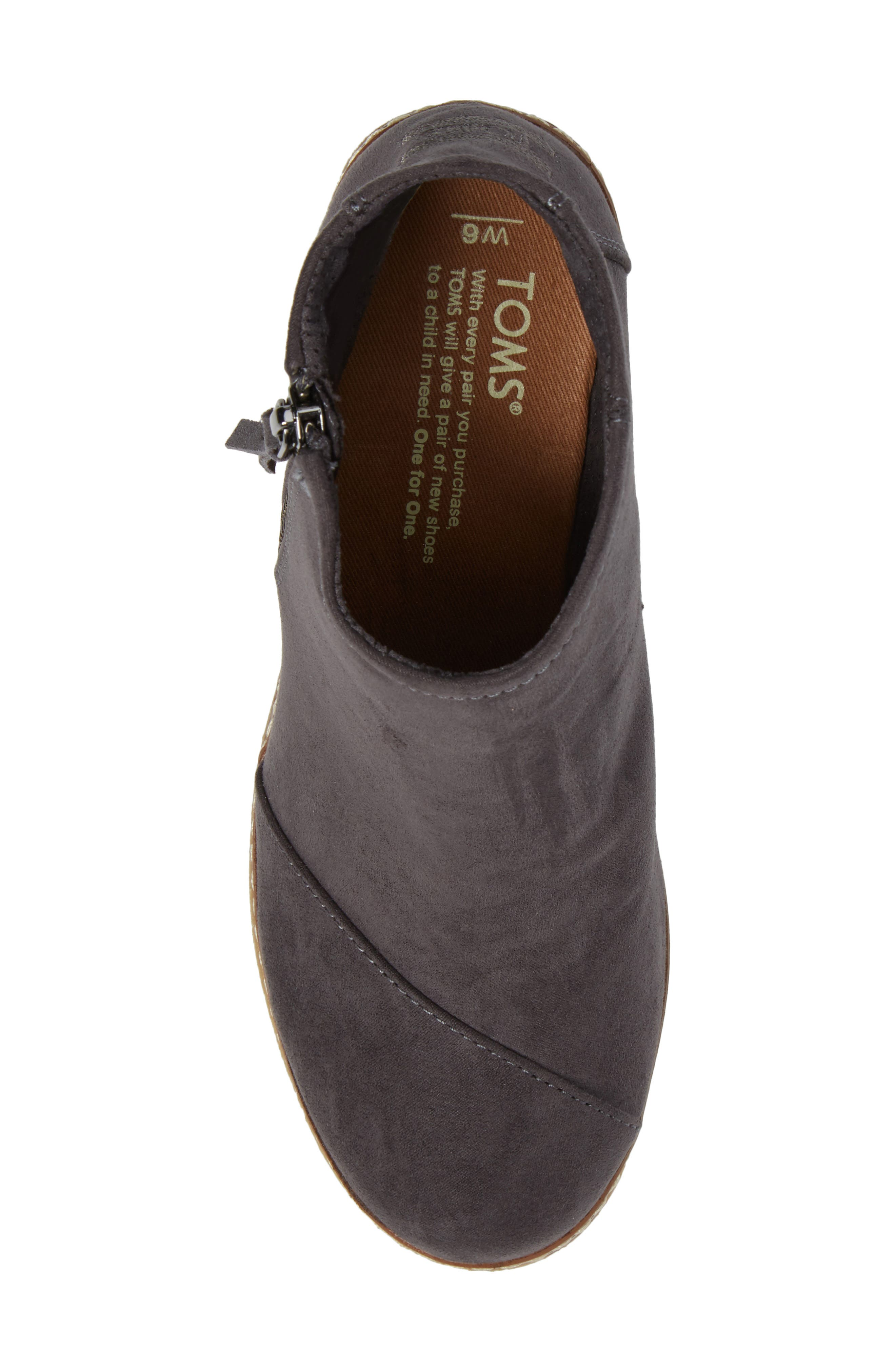 Avery Wedge Bootie,                             Alternate thumbnail 18, color,