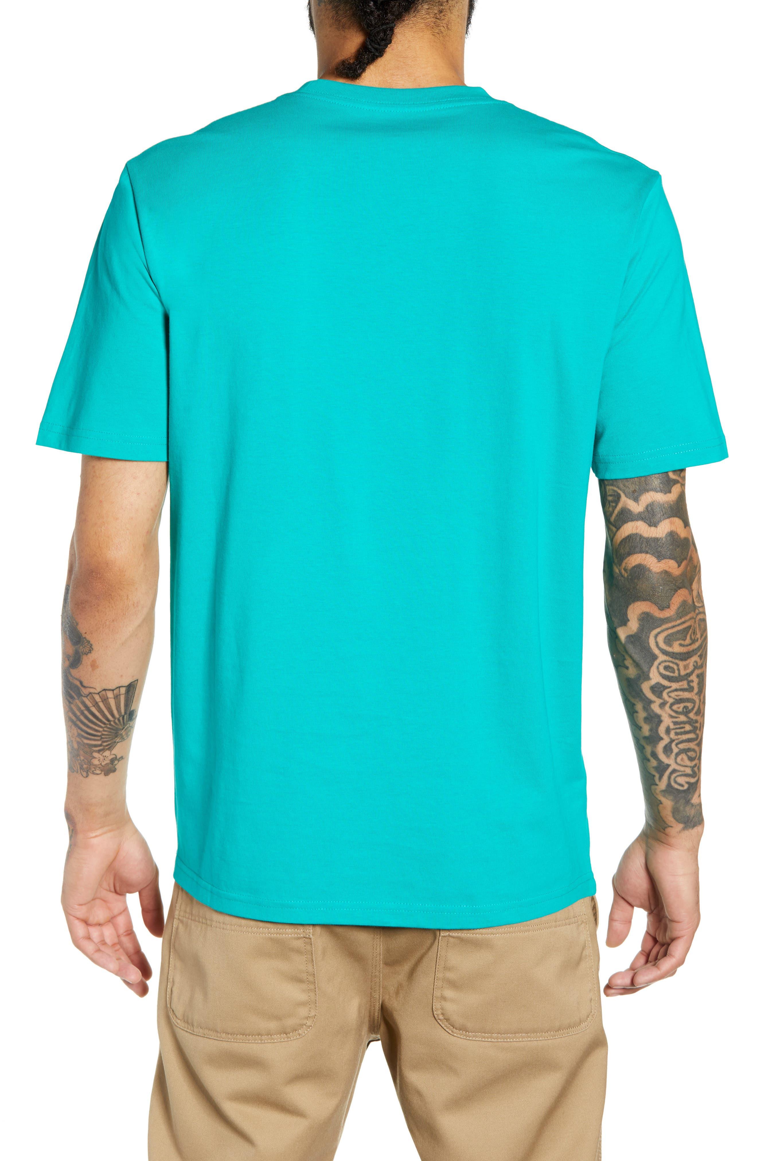 Logo Pocket T-Shirt,                             Alternate thumbnail 2, color,                             CAUMA