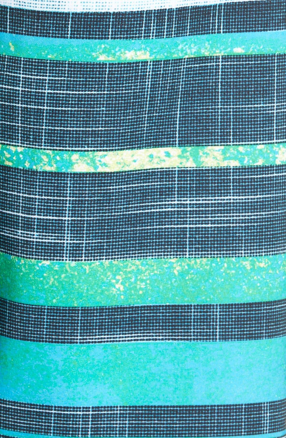 'Sediment' Stretch Board Shorts,                             Alternate thumbnail 49, color,