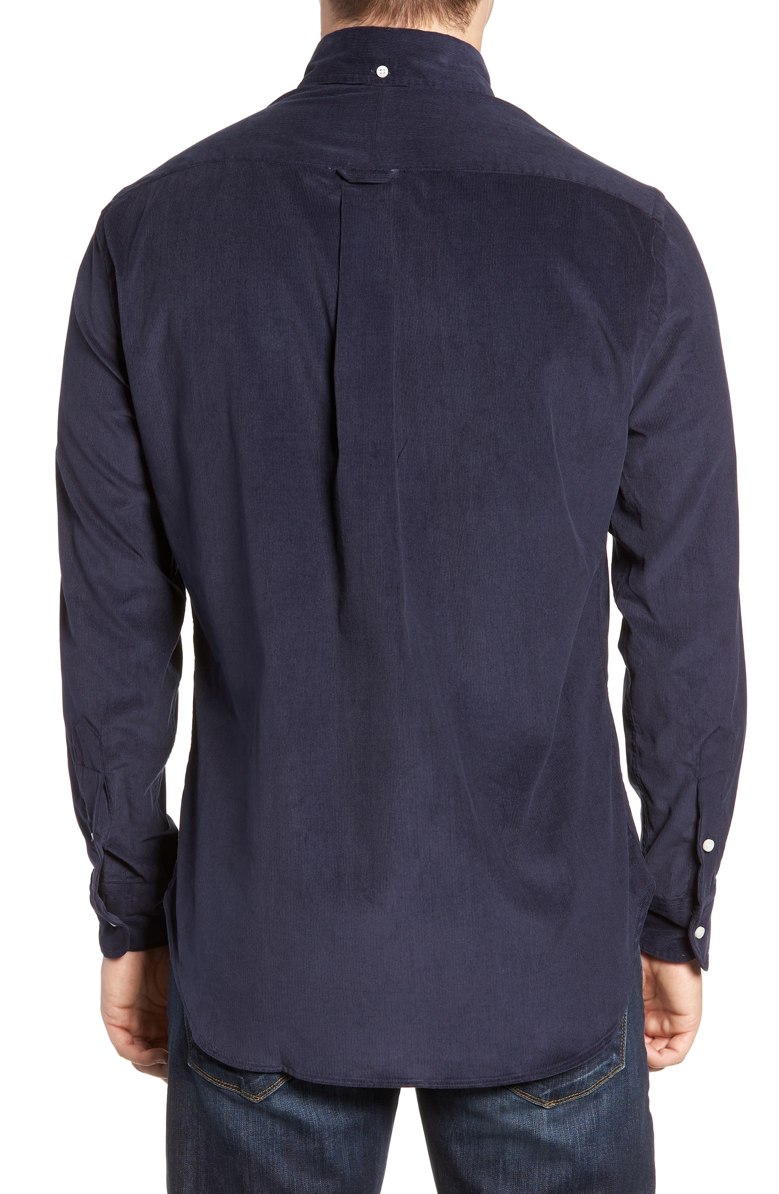 Corduroy Shirt,                             Alternate thumbnail 3, color,                             400