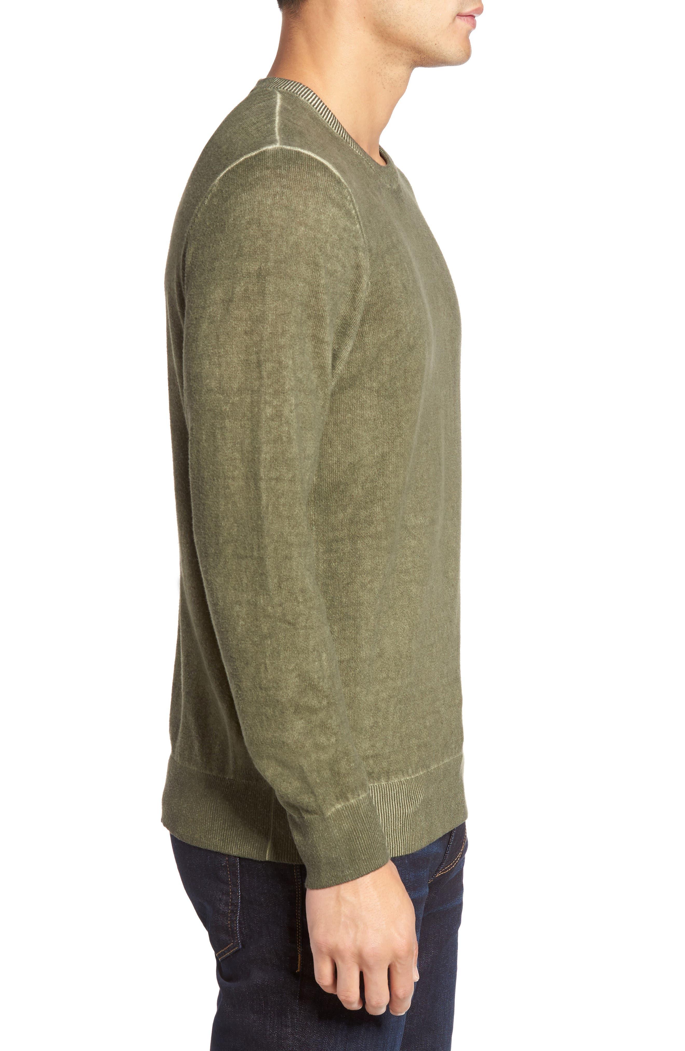 Mace Crewneck Sweater,                             Alternate thumbnail 3, color,                             316