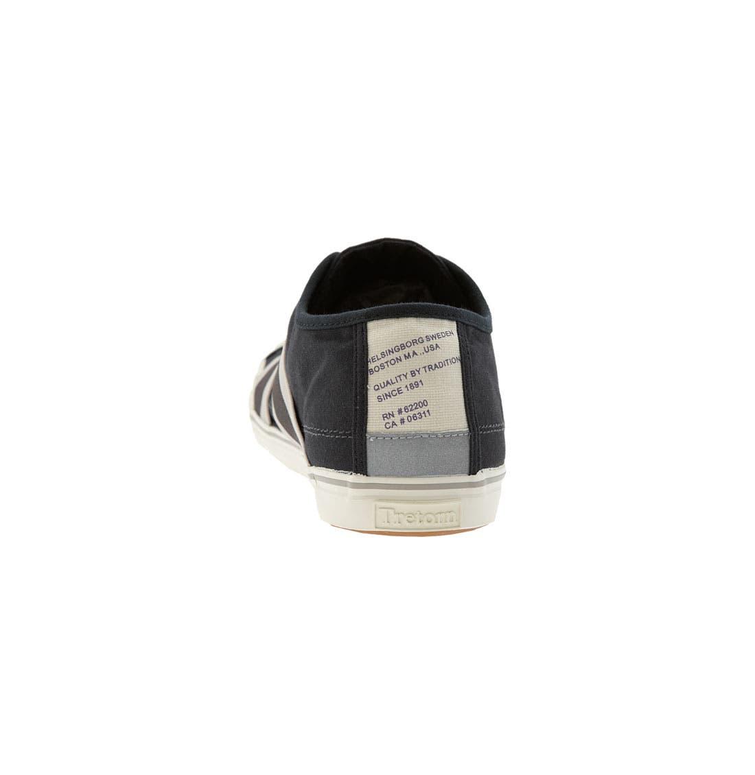 'Skymra' Slip-On Sneaker,                             Alternate thumbnail 4, color,                             001