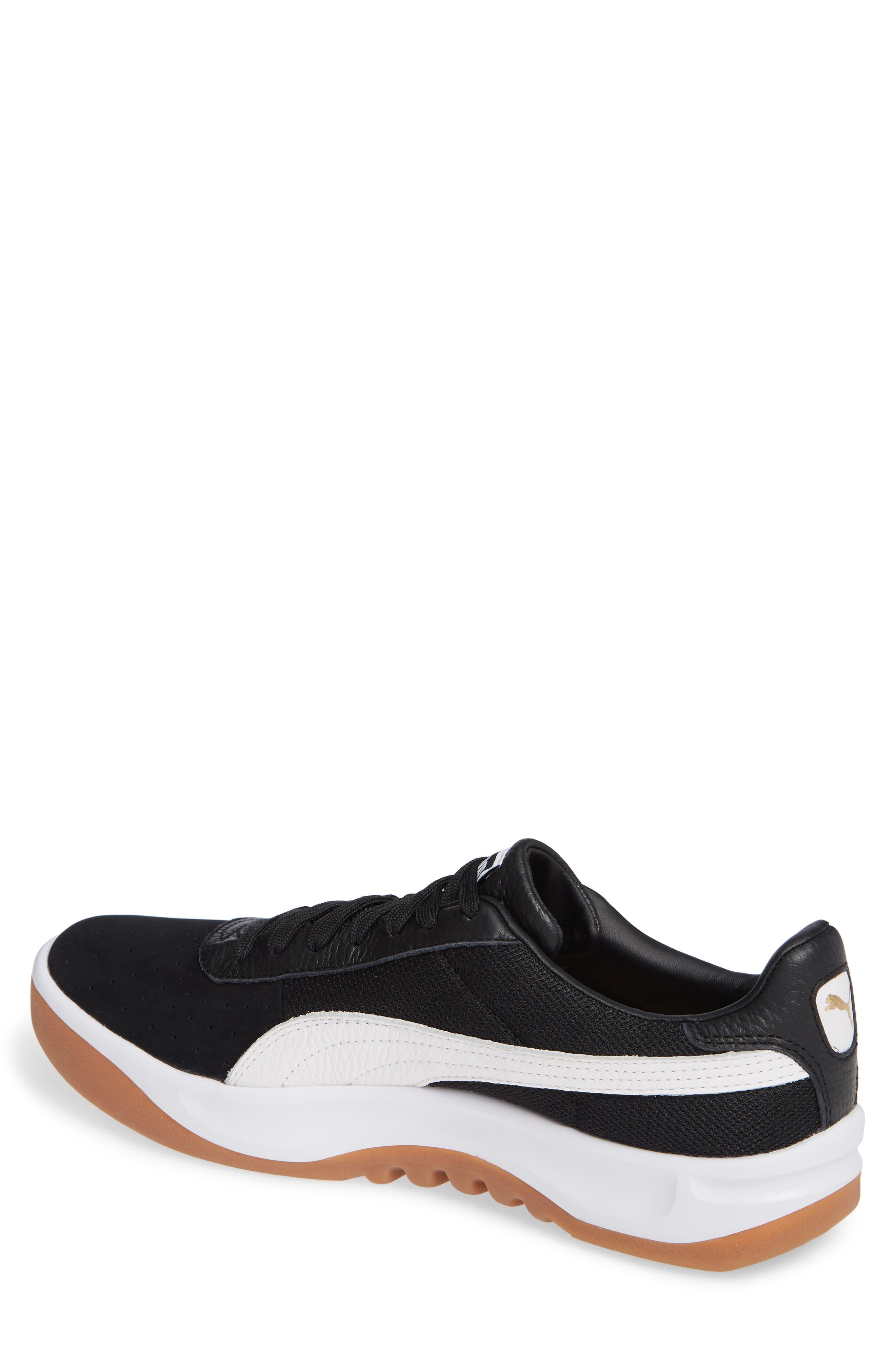 PUMA,                             California Casual Sneaker,                             Alternate thumbnail 2, color,                             001