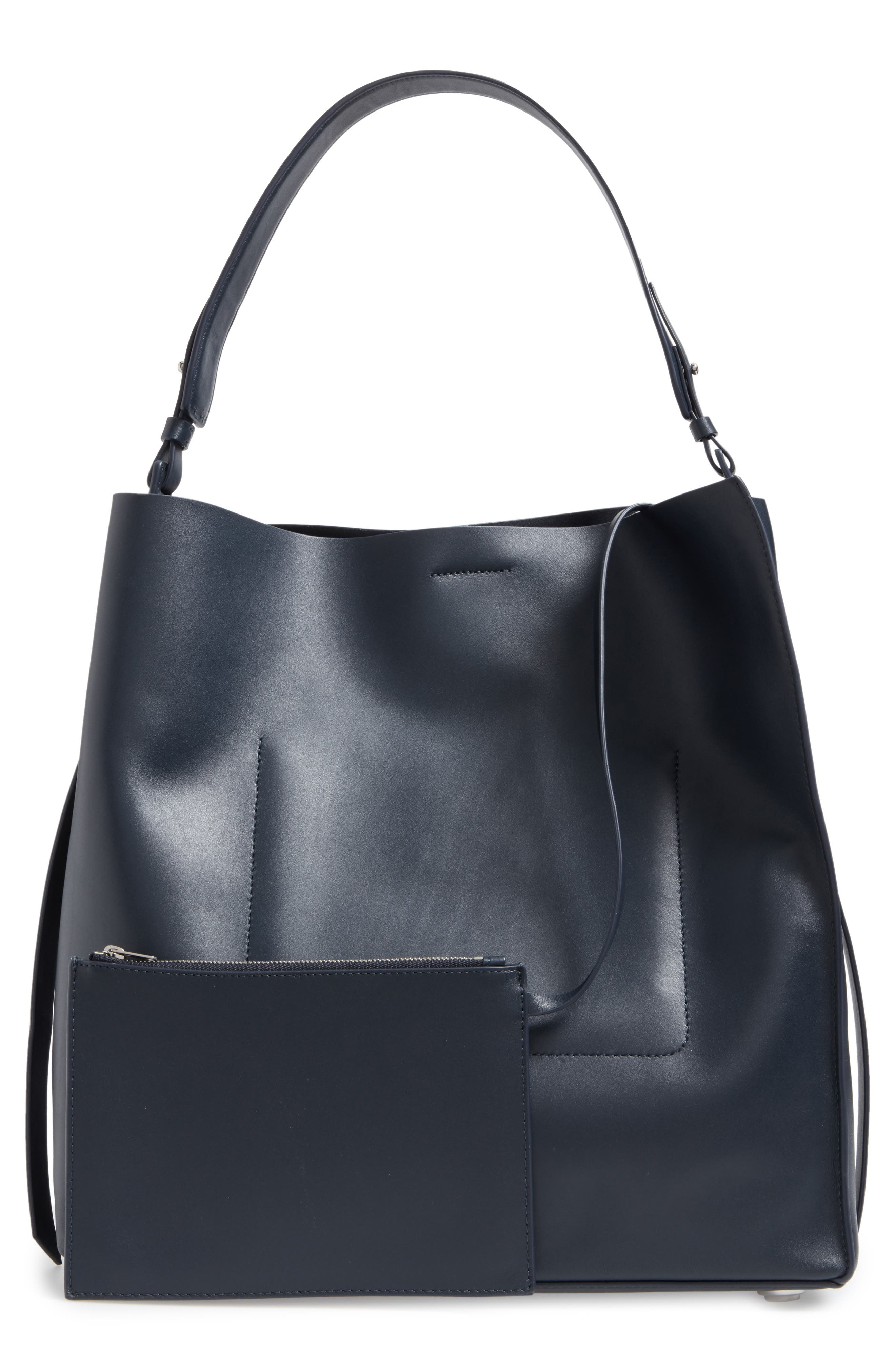 'Paradise North/South' Calfskin Leather Tote,                             Alternate thumbnail 29, color,