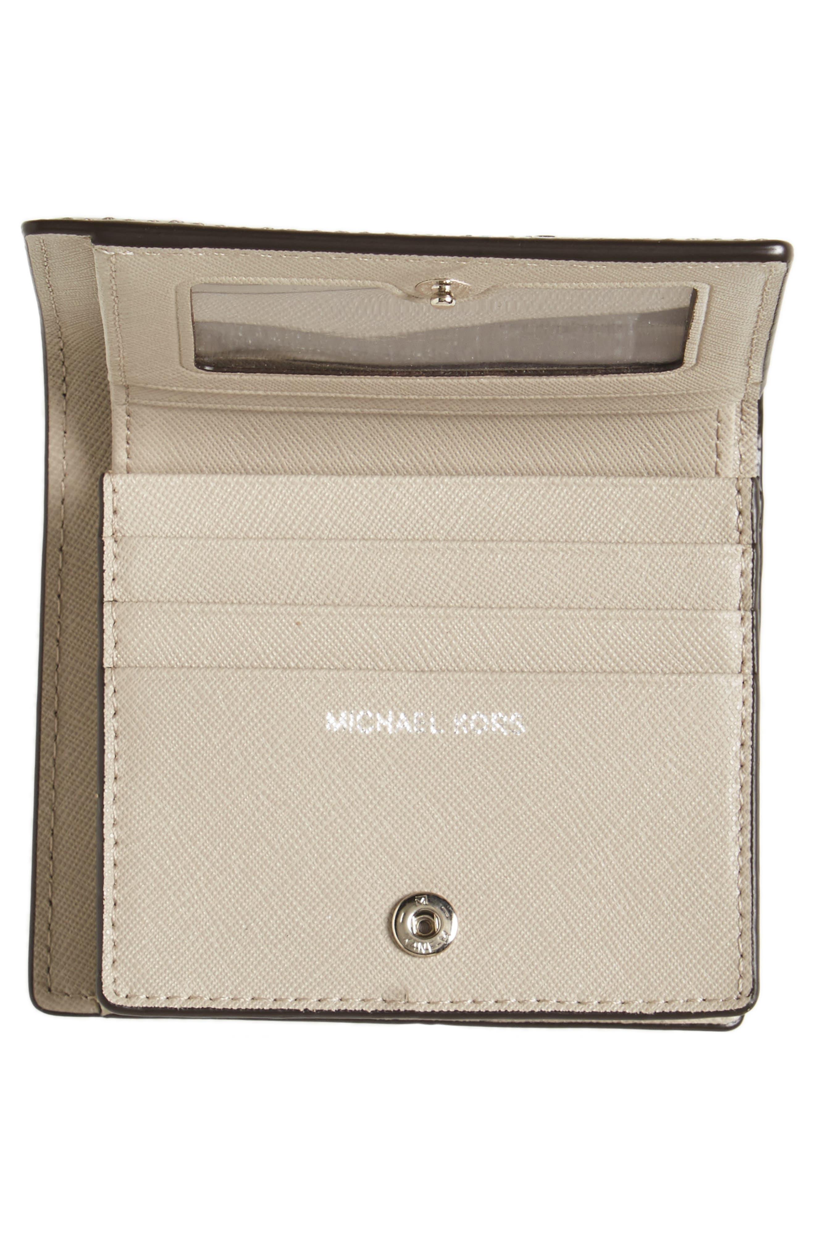 Mercer Leather RFID Cardholder Wallet,                             Alternate thumbnail 2, color,                             292