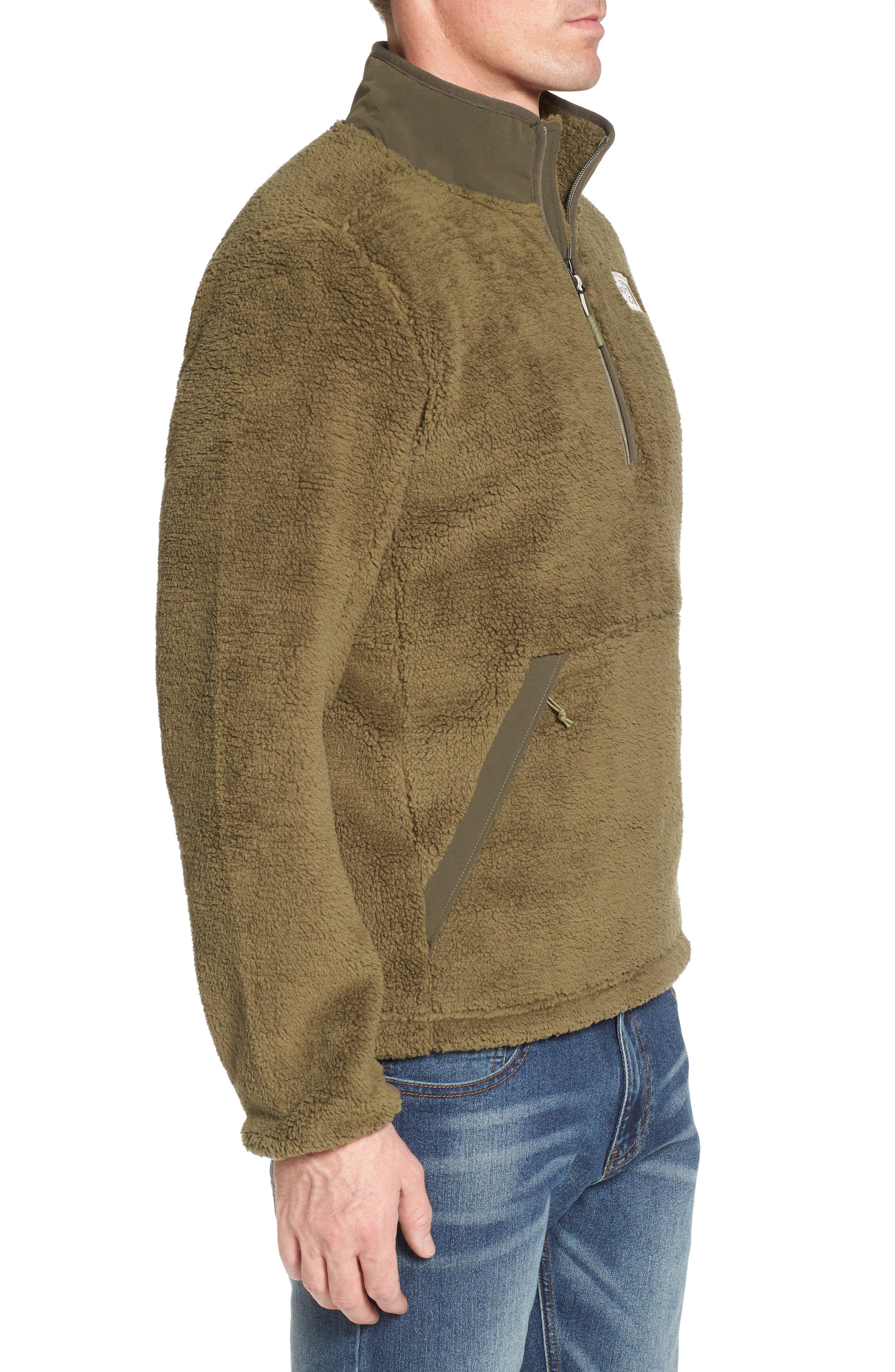 Khampfire Fleece Pullover,                             Alternate thumbnail 3, color,                             301
