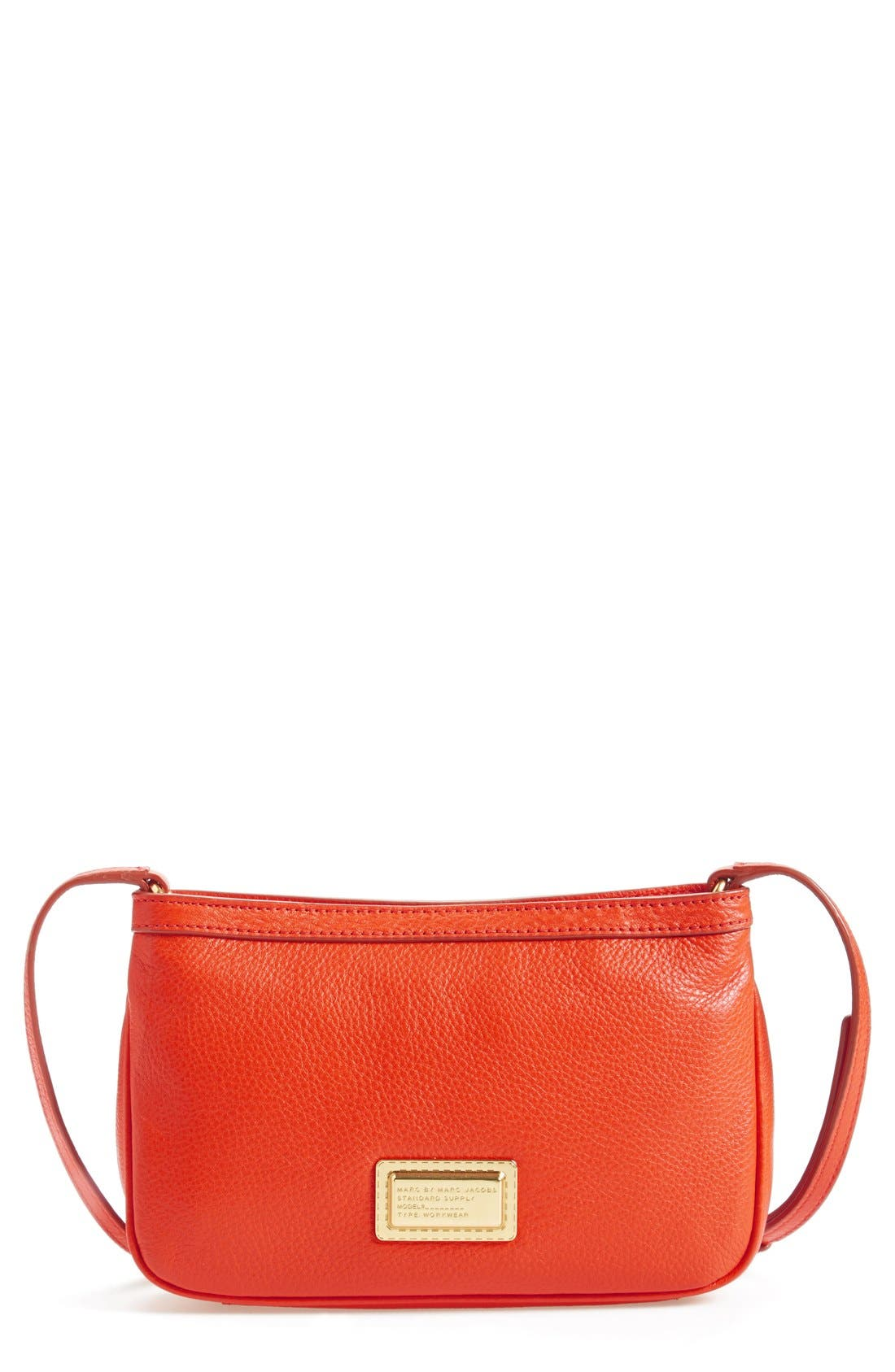 MARC BY MARC JACOBS 'Take Your Marc - Percy' Crossbody Bag,                             Main thumbnail 4, color,