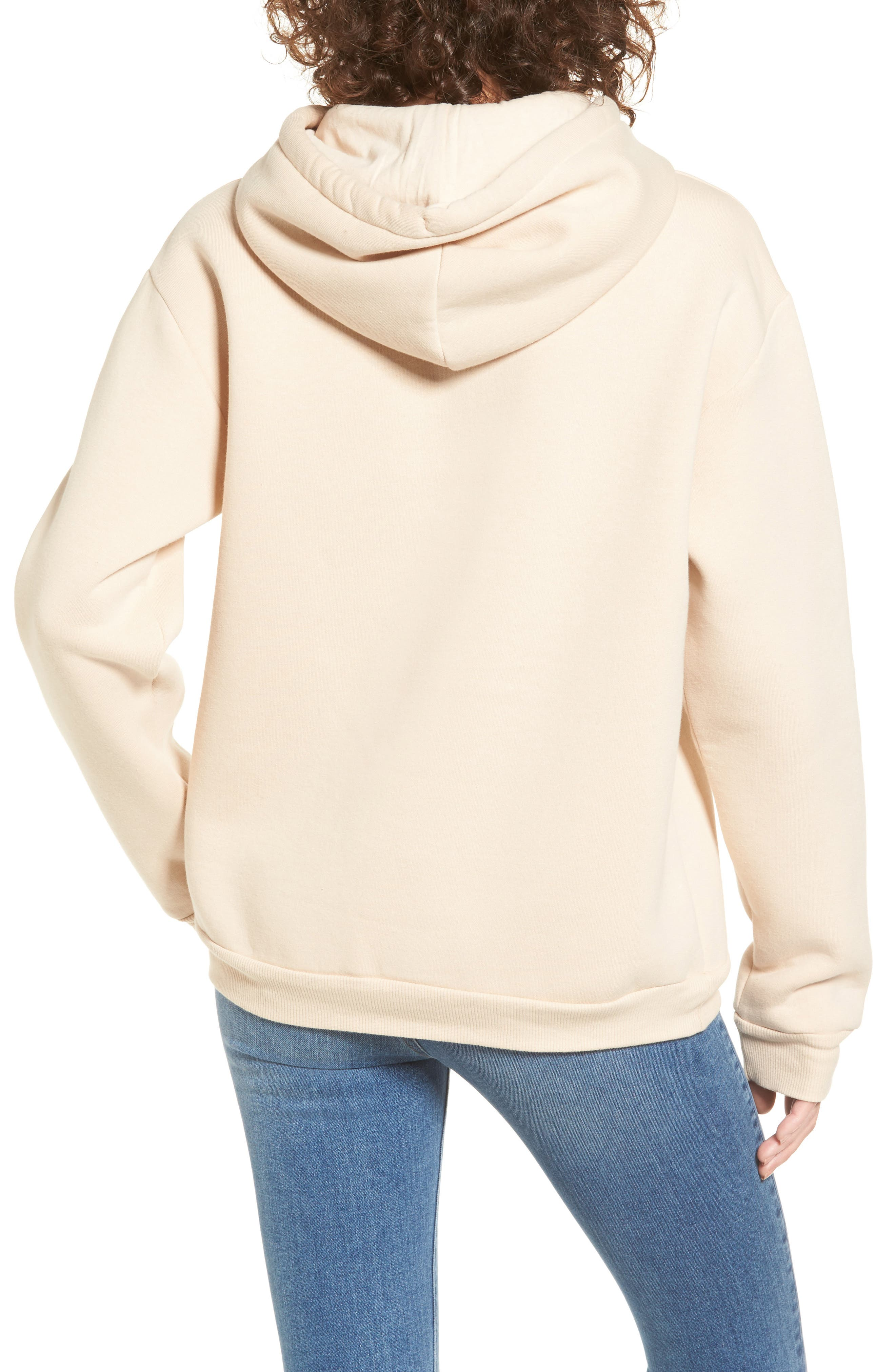 Oversize Hoodie,                             Alternate thumbnail 2, color,                             250